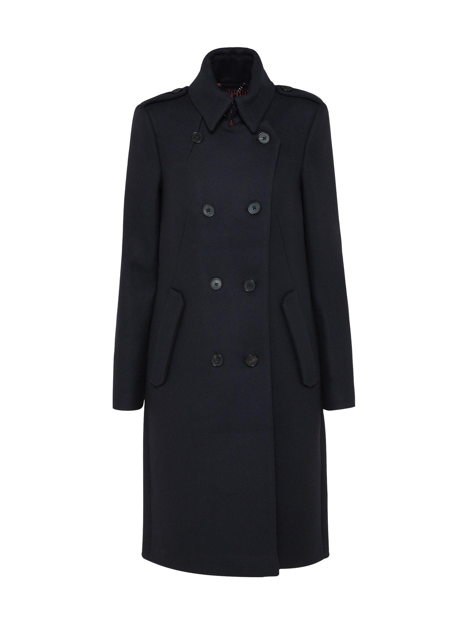 Přechodný kabát Buckey námořnická modř DRYKORN