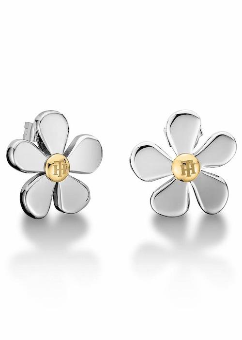 Paar Ohrstecker »Blume,...
