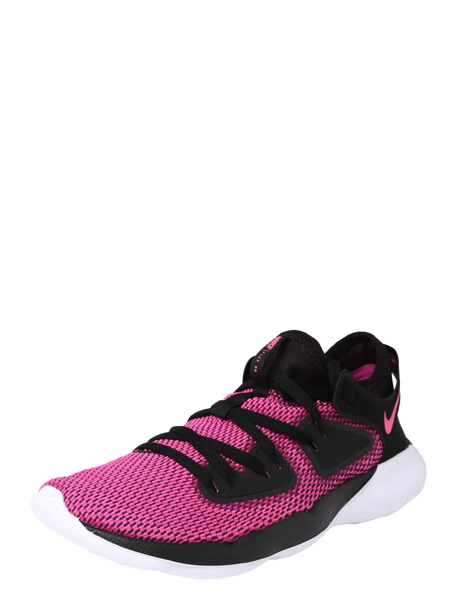 Sportovní boty Flex 2019 RN pink černá NIKE