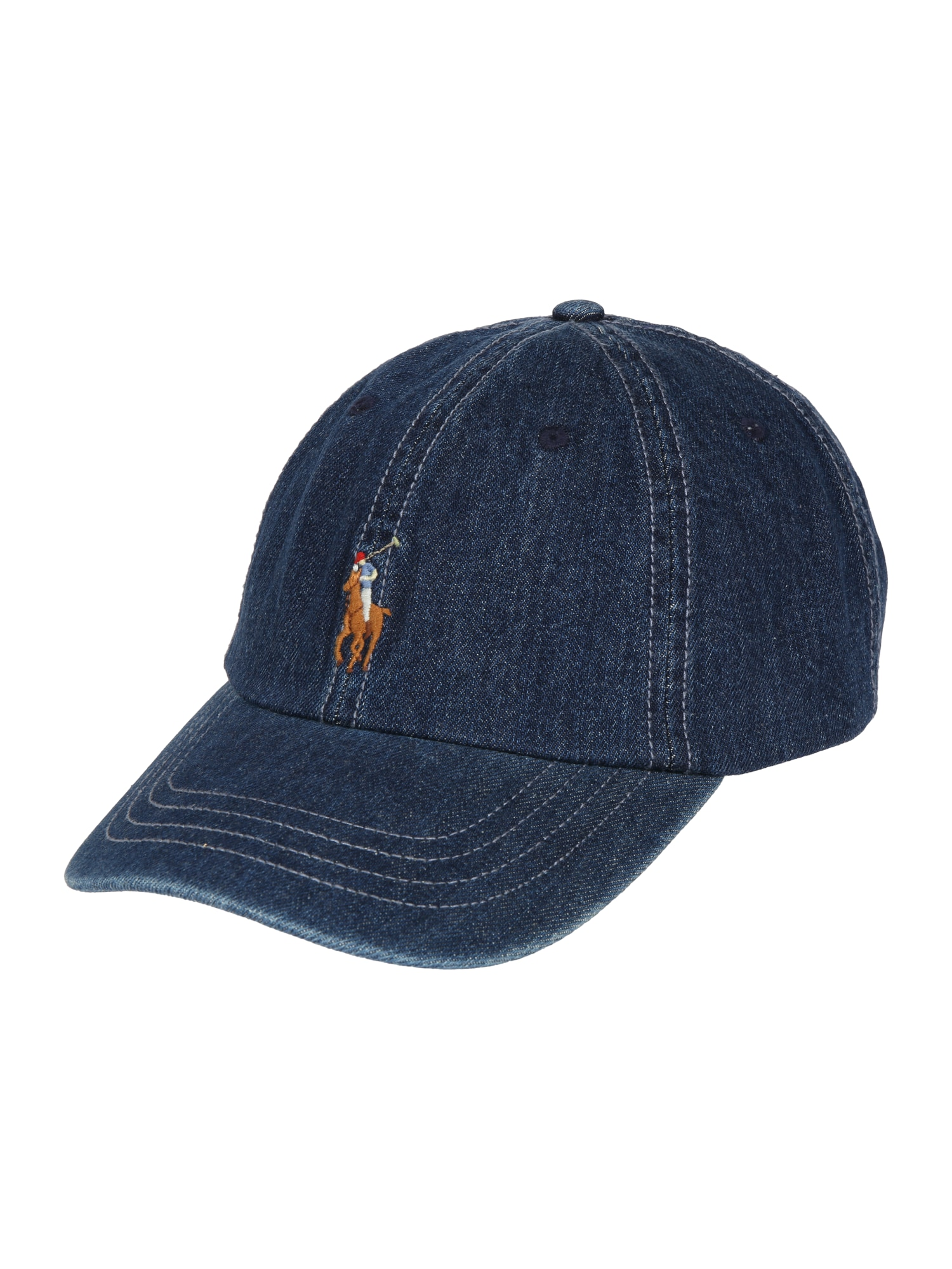 Kšiltovka CLASSIC SPORT CAP W SMALL PP modrá POLO RALPH LAUREN