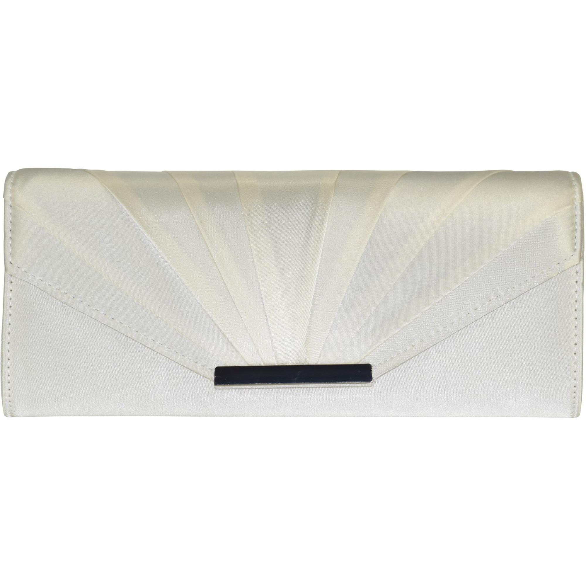 Scala Abendtasche 23 cm | Taschen > Handtaschen > Abendtaschen | Creme | Picard