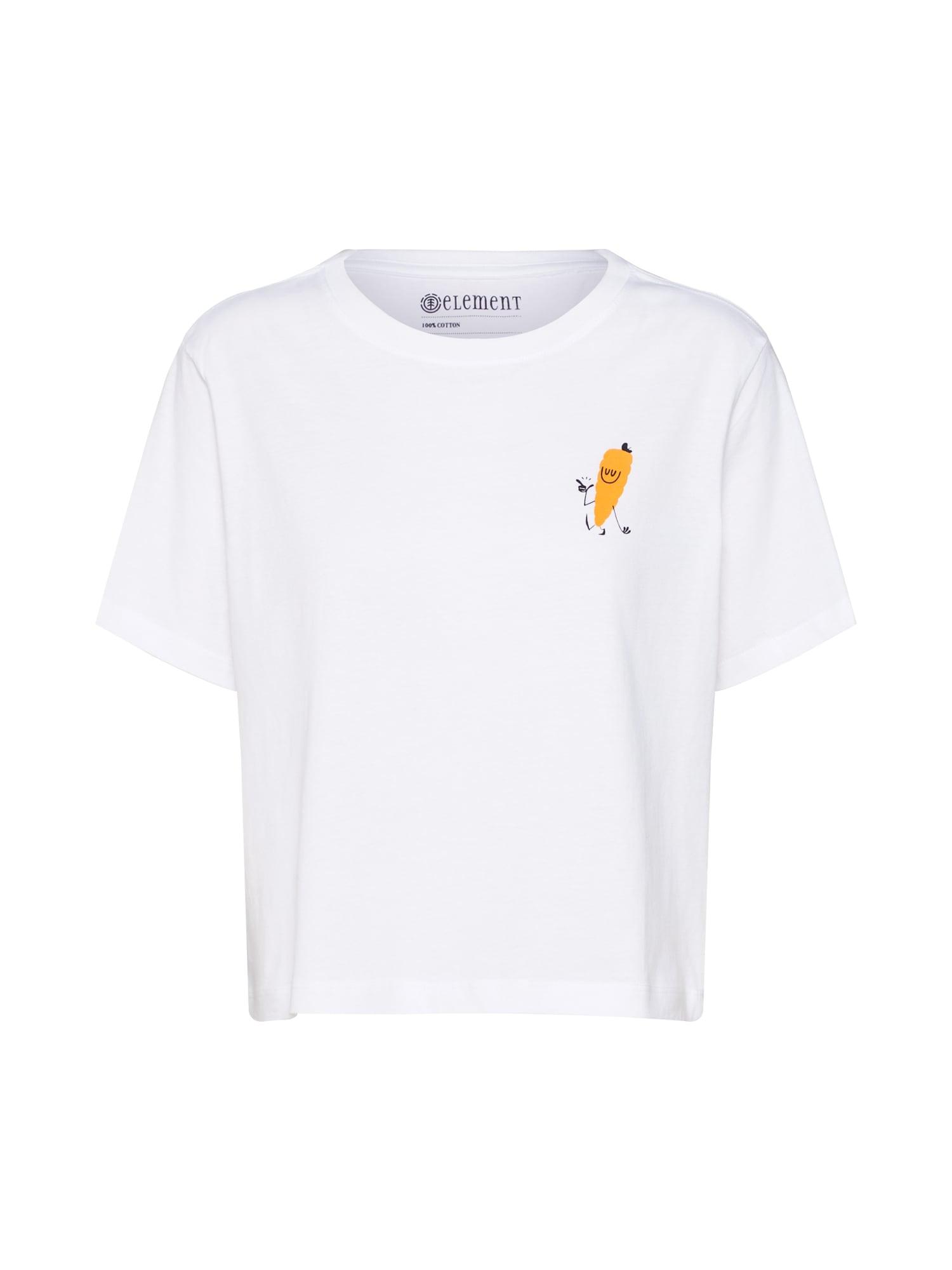 Tričko bílá ELEMENT
