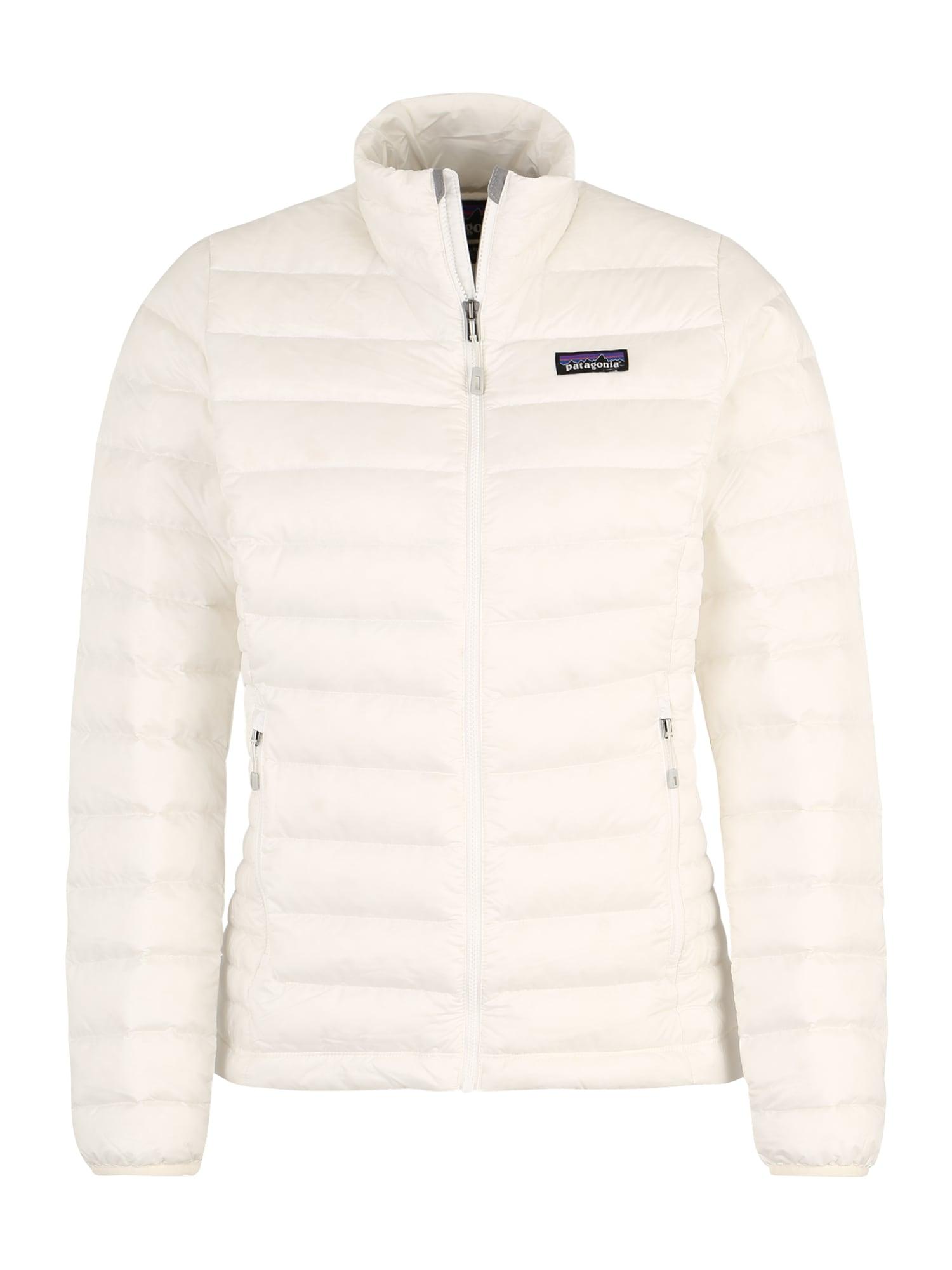Outdoorová bunda bílá PATAGONIA