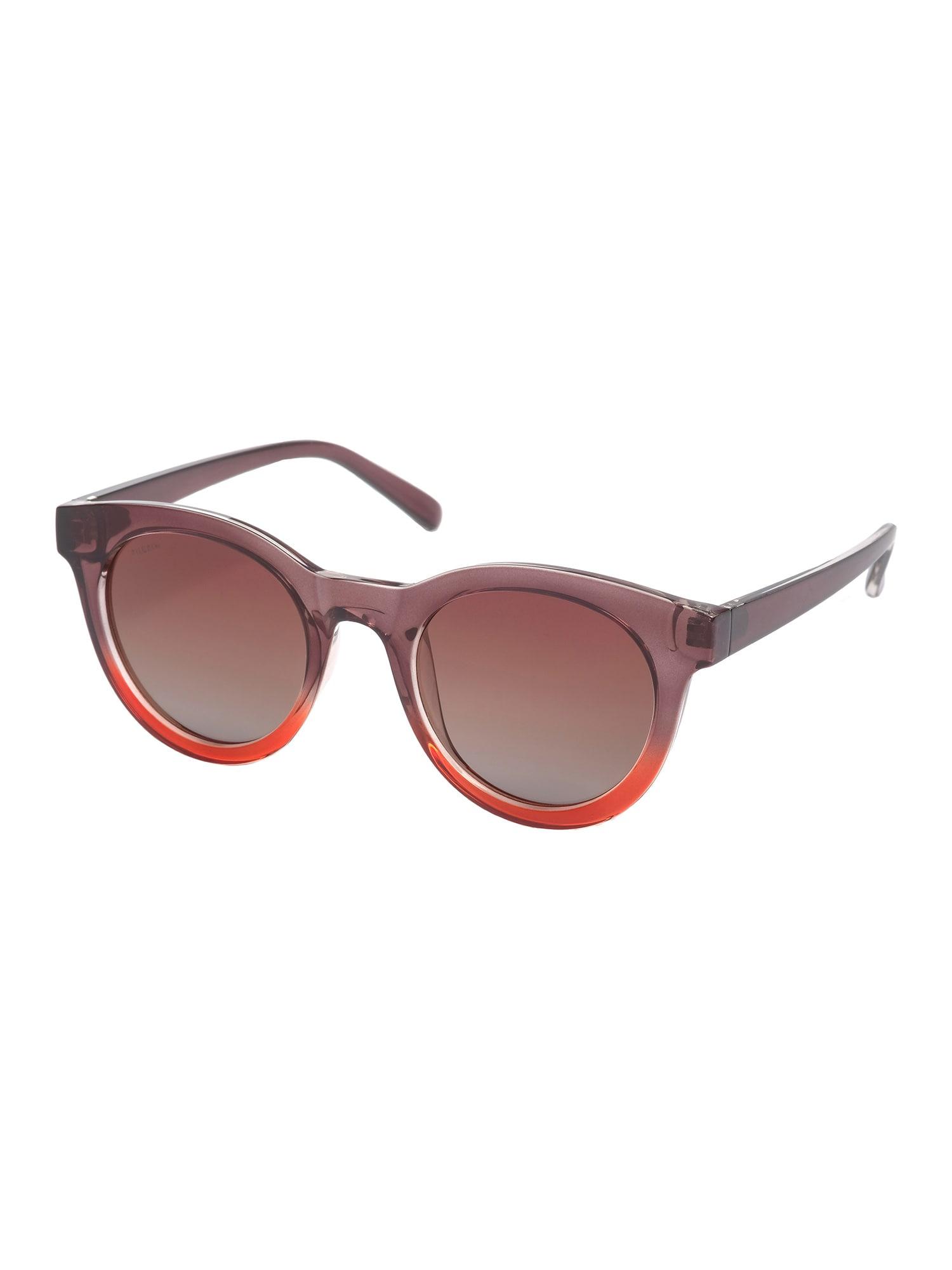Sluneční brýle Tamara červená Pilgrim