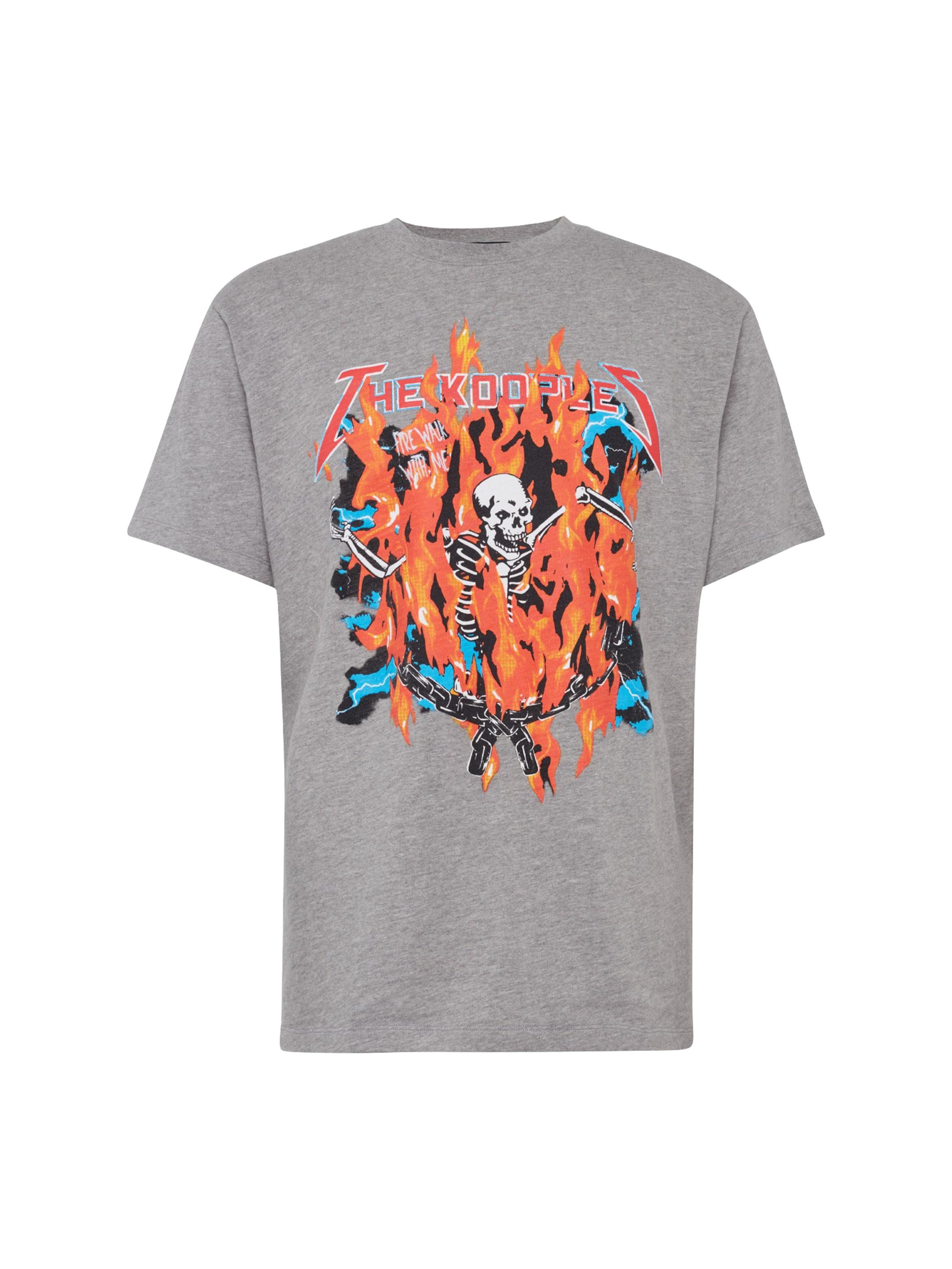 the kooples sport - T-Shirt ´SHORT-SLEEVE T-SHIRT´