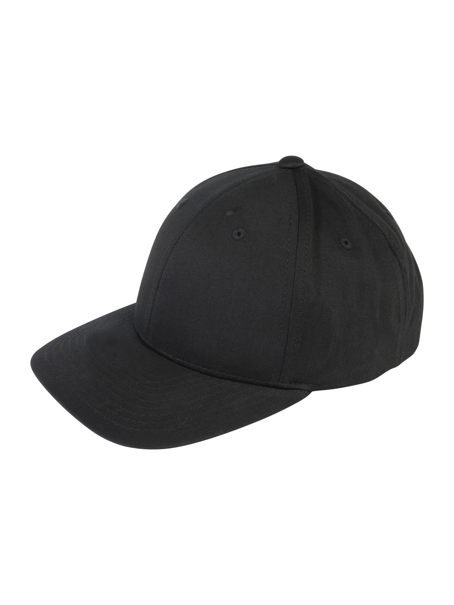 Kšiltovka Curved Classic Snapback černá Flexfit
