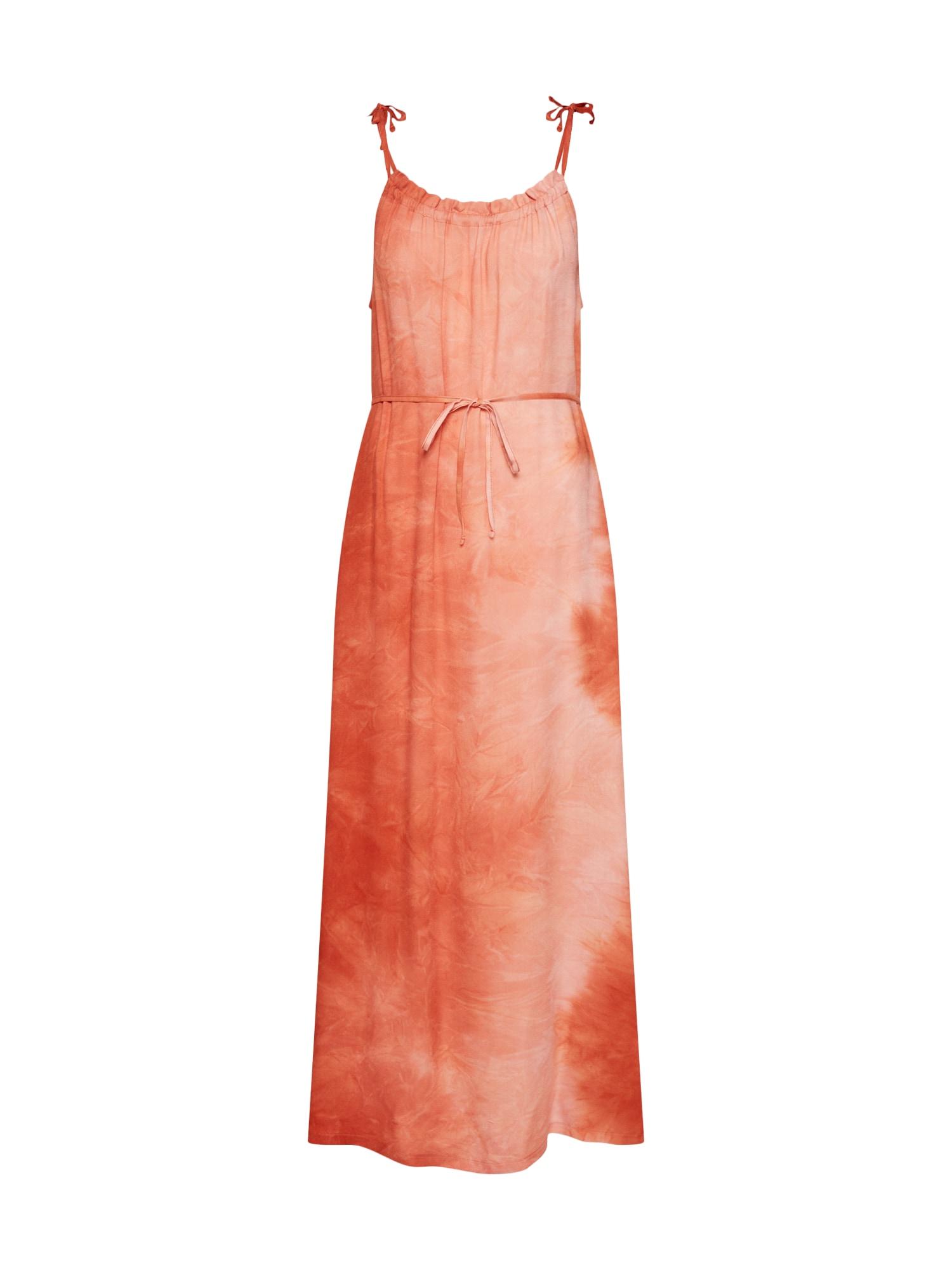 Letní šaty Corinna oranžová ABOUT YOU