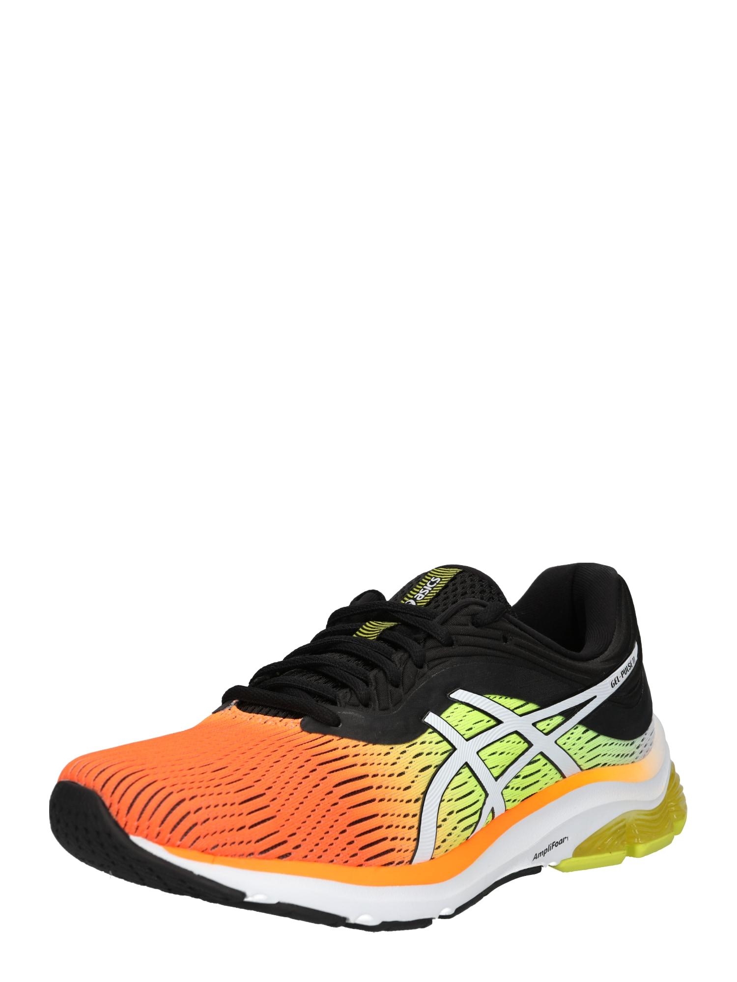 Běžecká obuv Gel-Pulse 11 žlutá oranžová černá ASICS