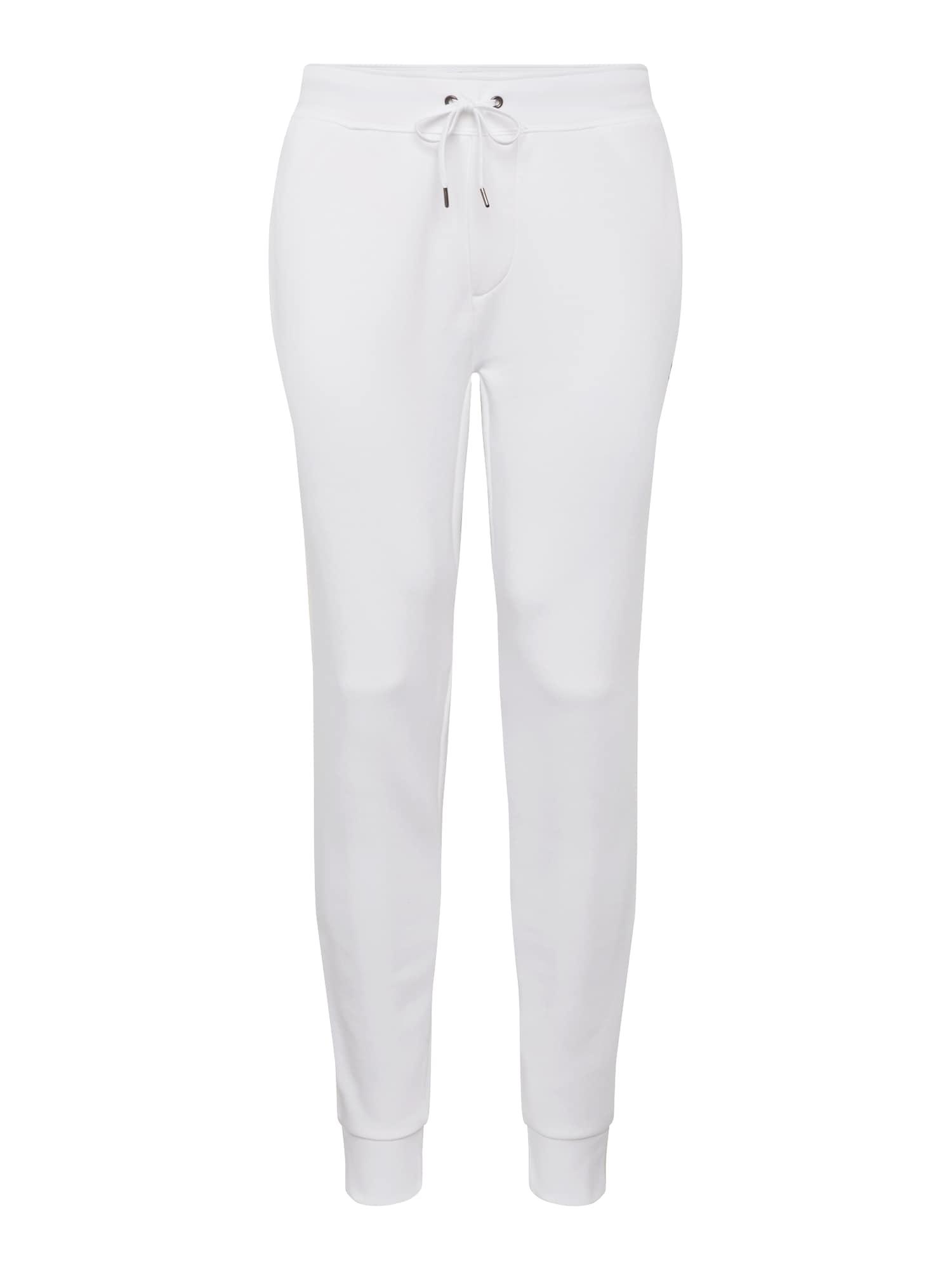 Kalhoty JOGGERPANTM2-PANT bílá POLO RALPH LAUREN