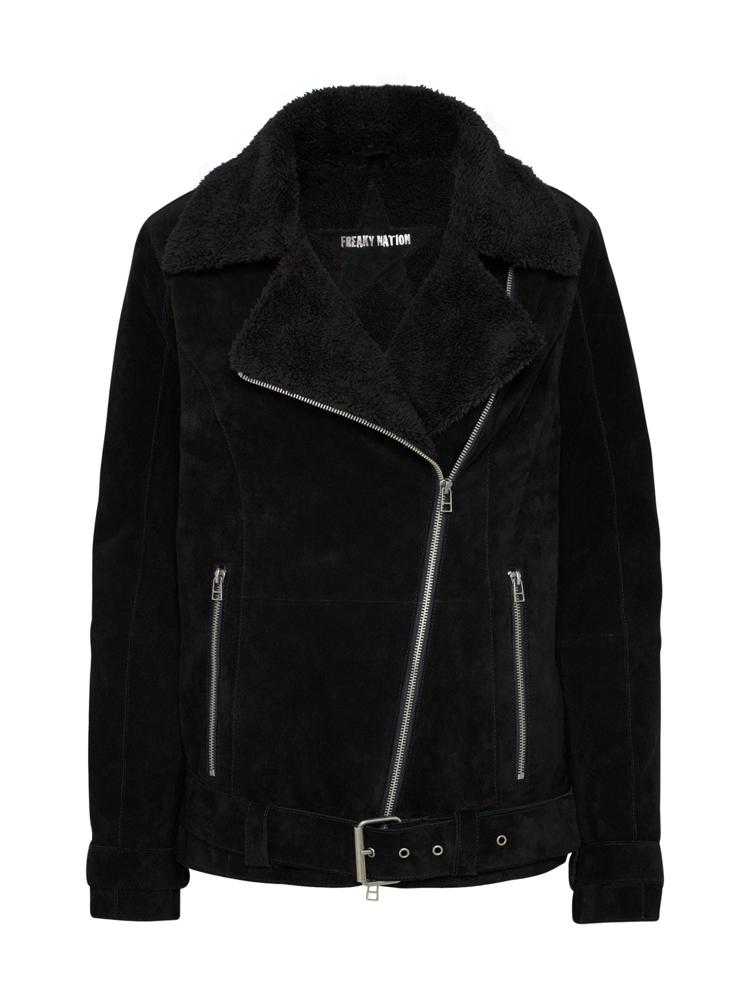 Zimní bunda Any černá FREAKY NATION