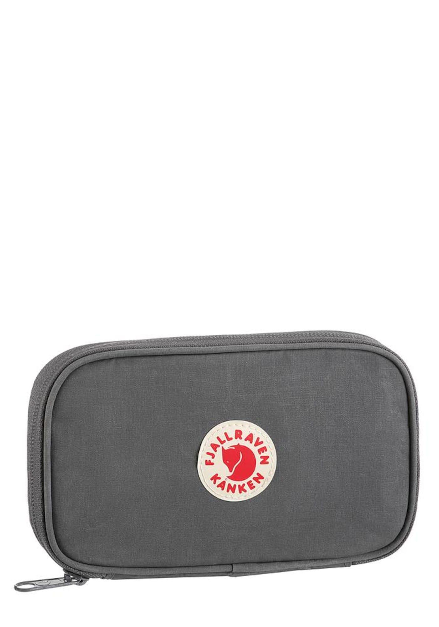 Brieftasche | Accessoires > Portemonnaies > Brieftaschen | Grau | Fjällräven