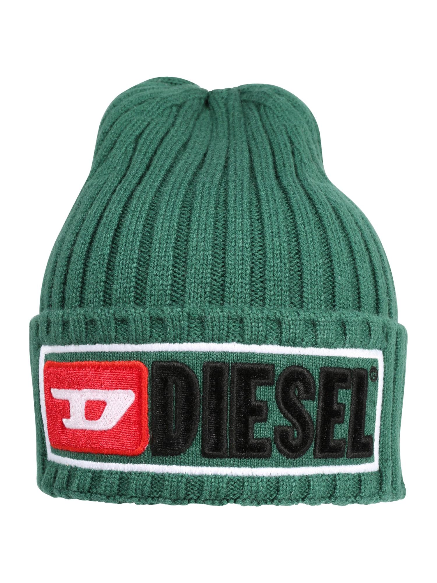 DIESEL, Heren Muts 'CODER', groen