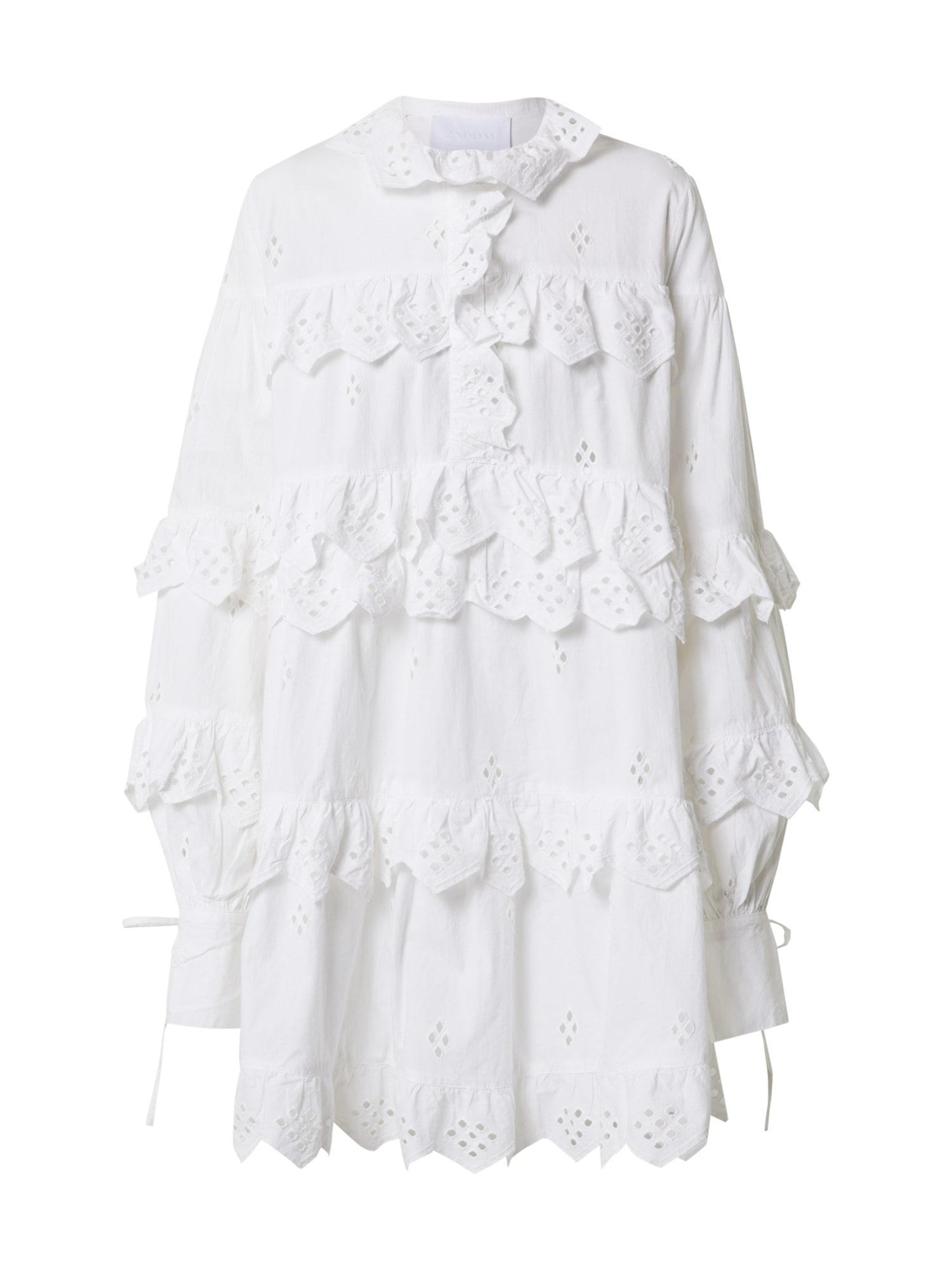 2NDDAY Šaty 'Poppy'  bílá