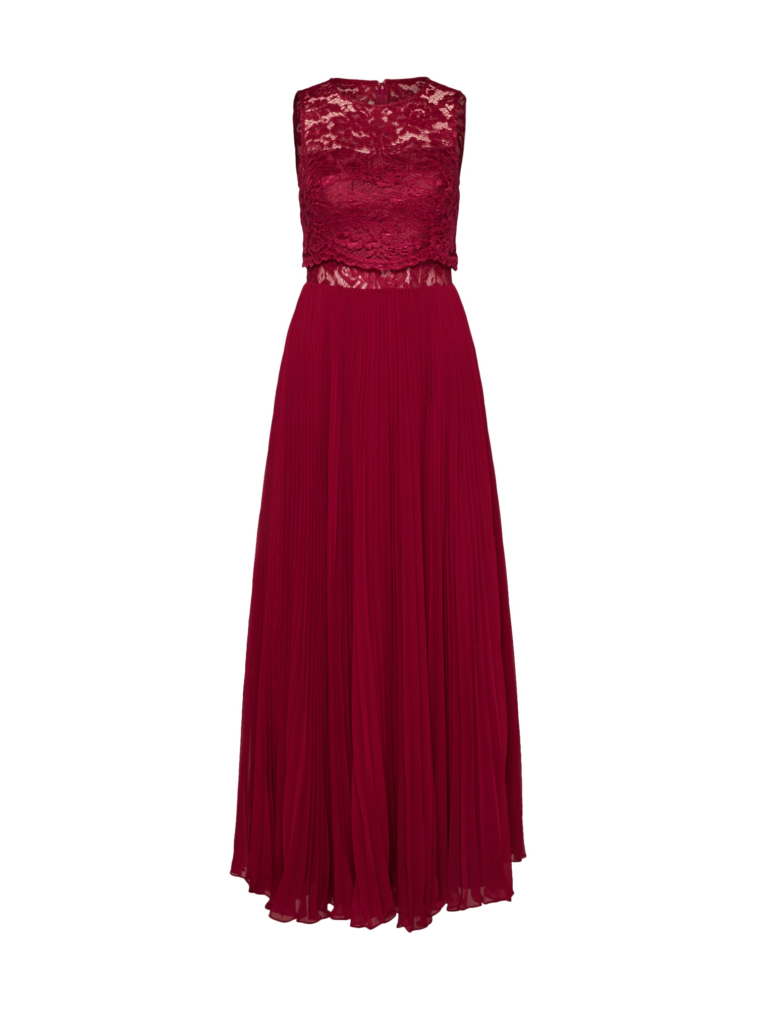 Společenské šaty malinová Laona