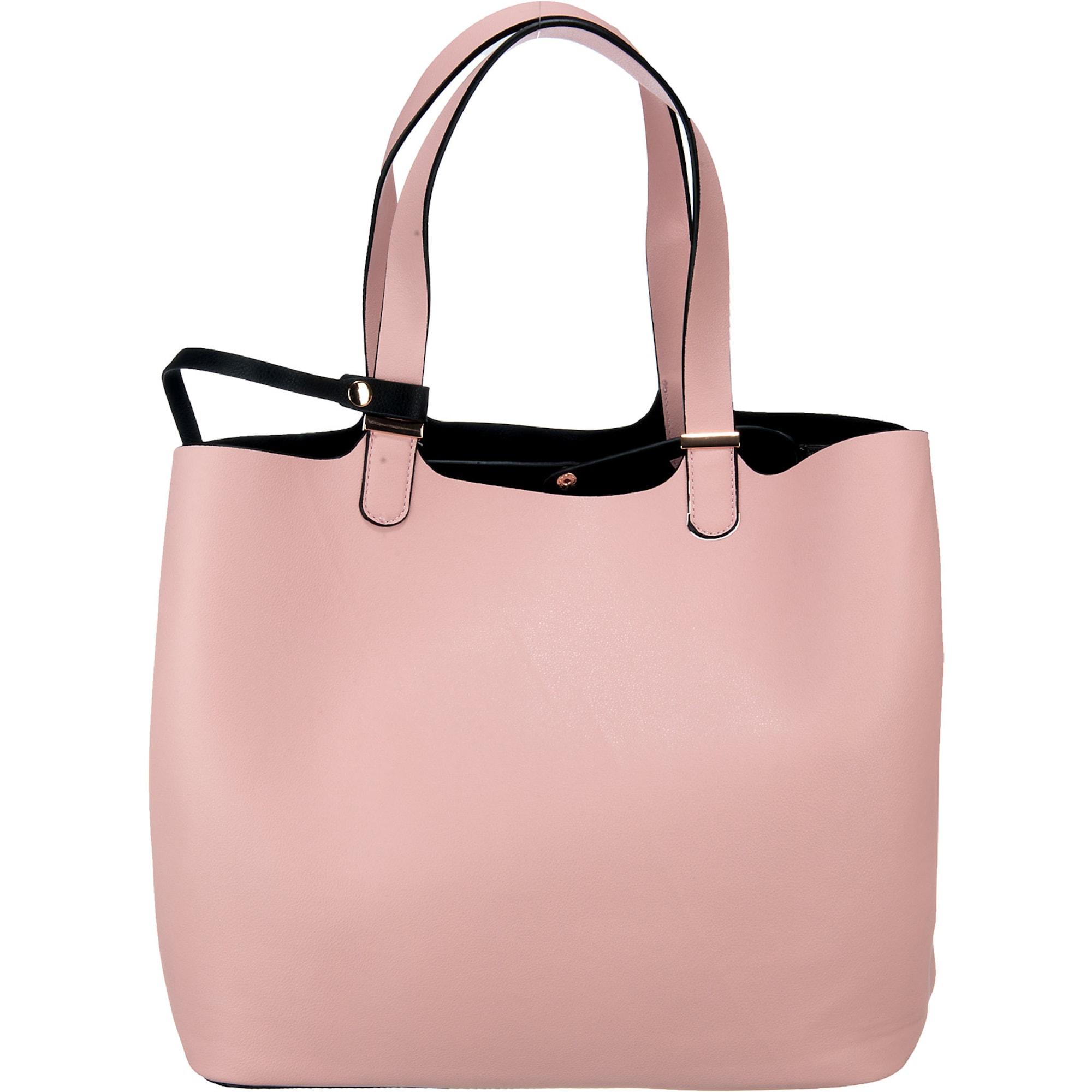 Nákupní taška broskvová PIECES