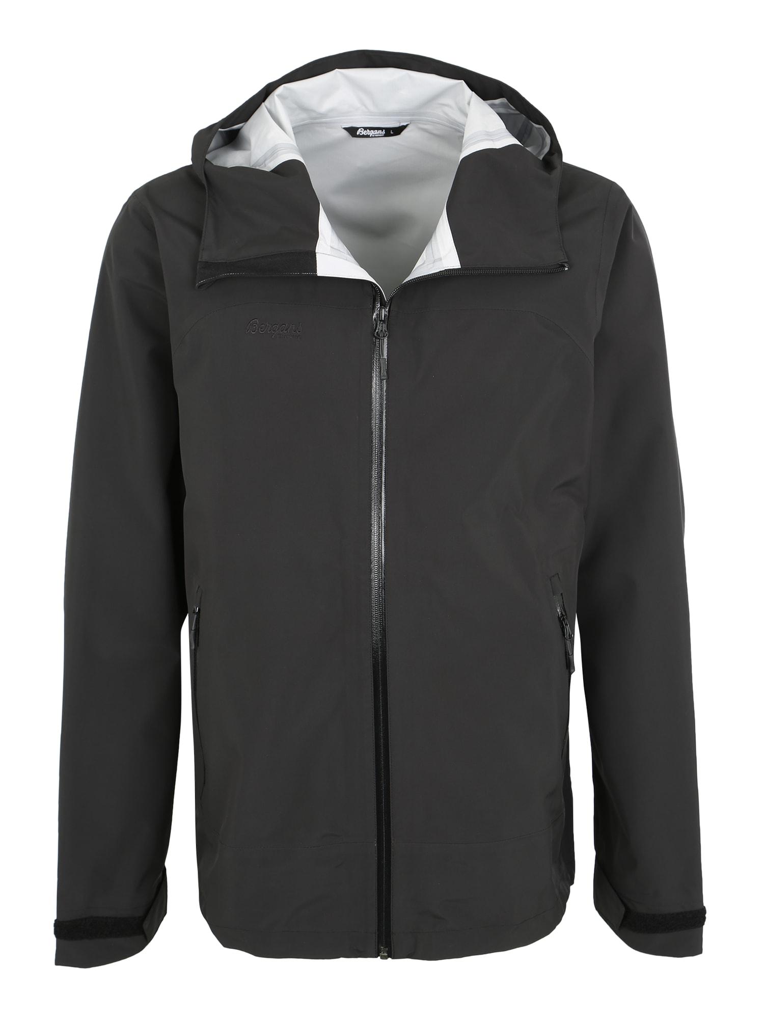 Sportovní bunda Ramberg 3-Layer černá Bergans