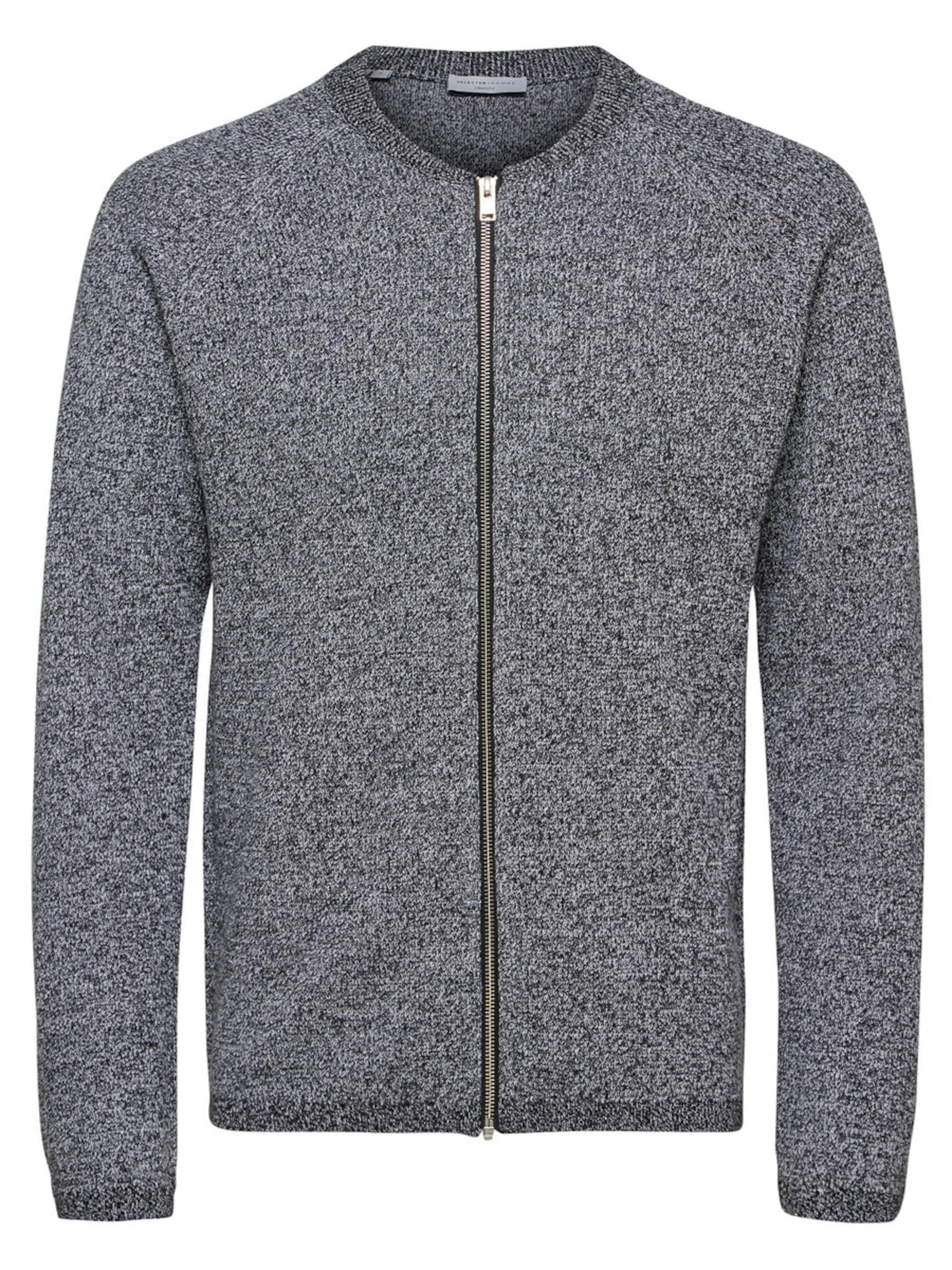 selected homme - warmer Strick-Cardigan