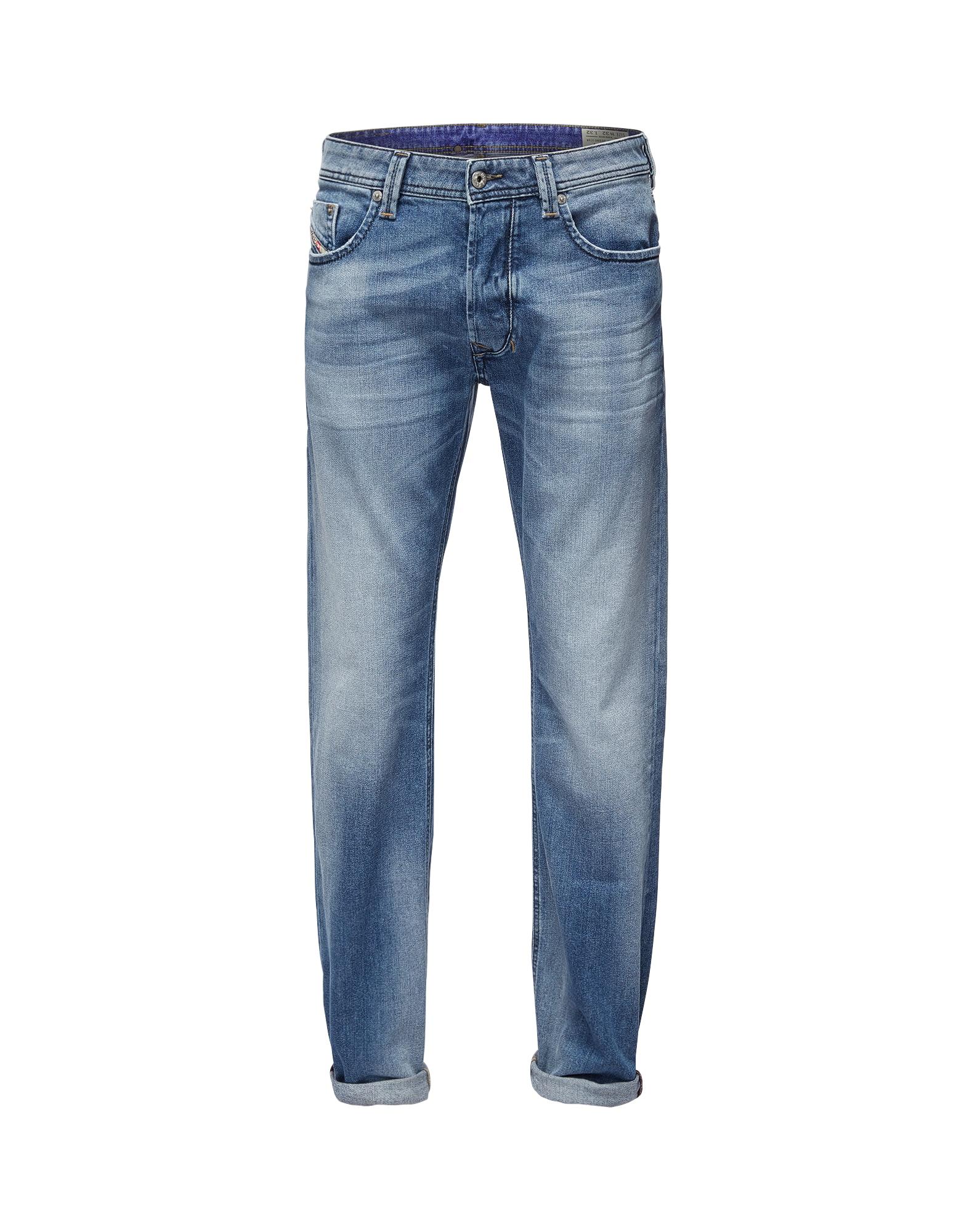 DIESEL Heren Jeans Larkee lichtblauw