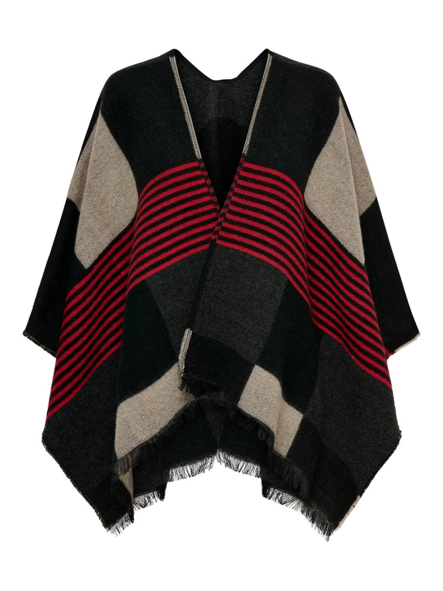 Poncho | Bekleidung > Pullover > Ponchos & Capes | ONLY