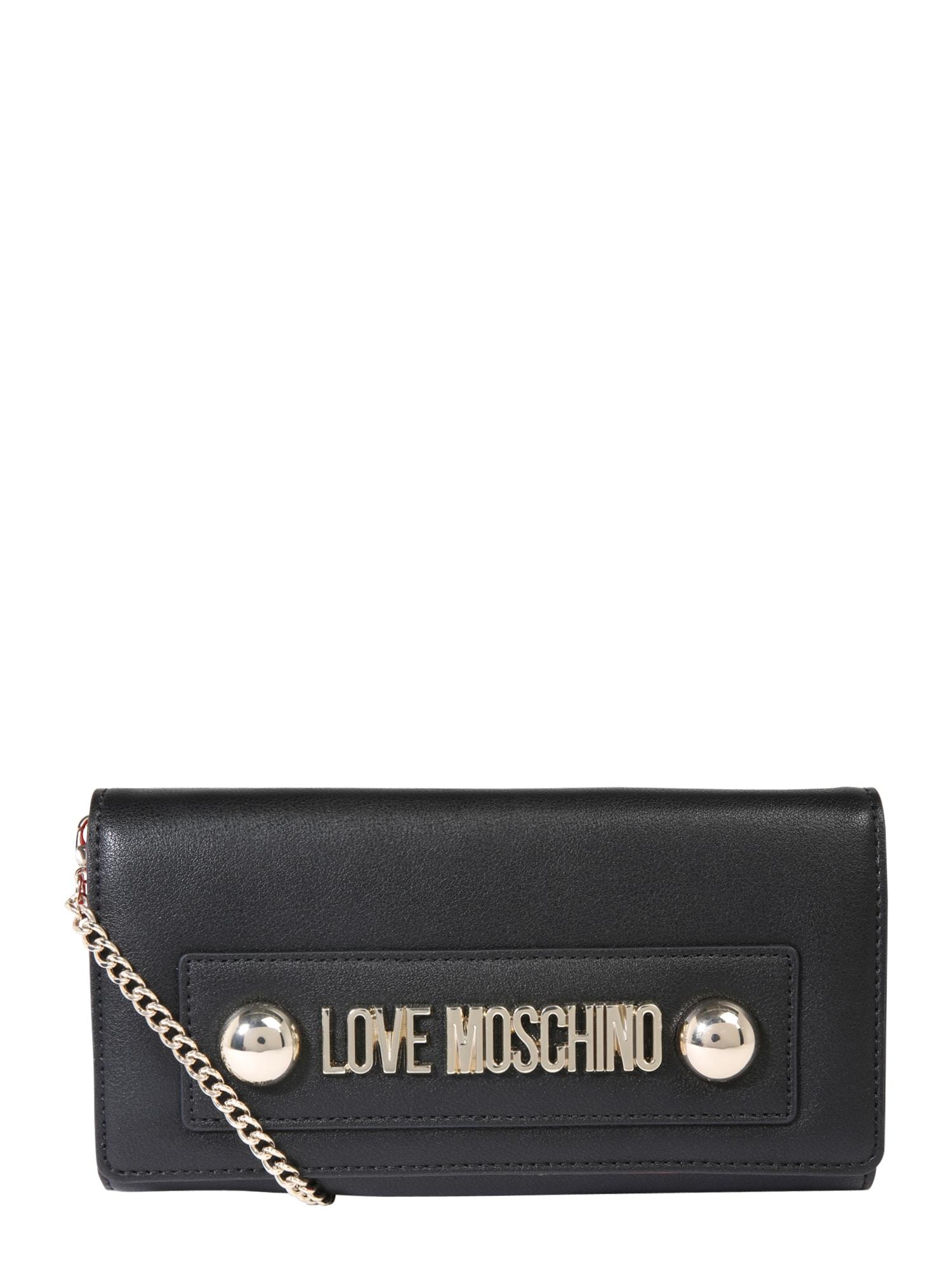 Peněženka JC5650PP07 černá Love Moschino