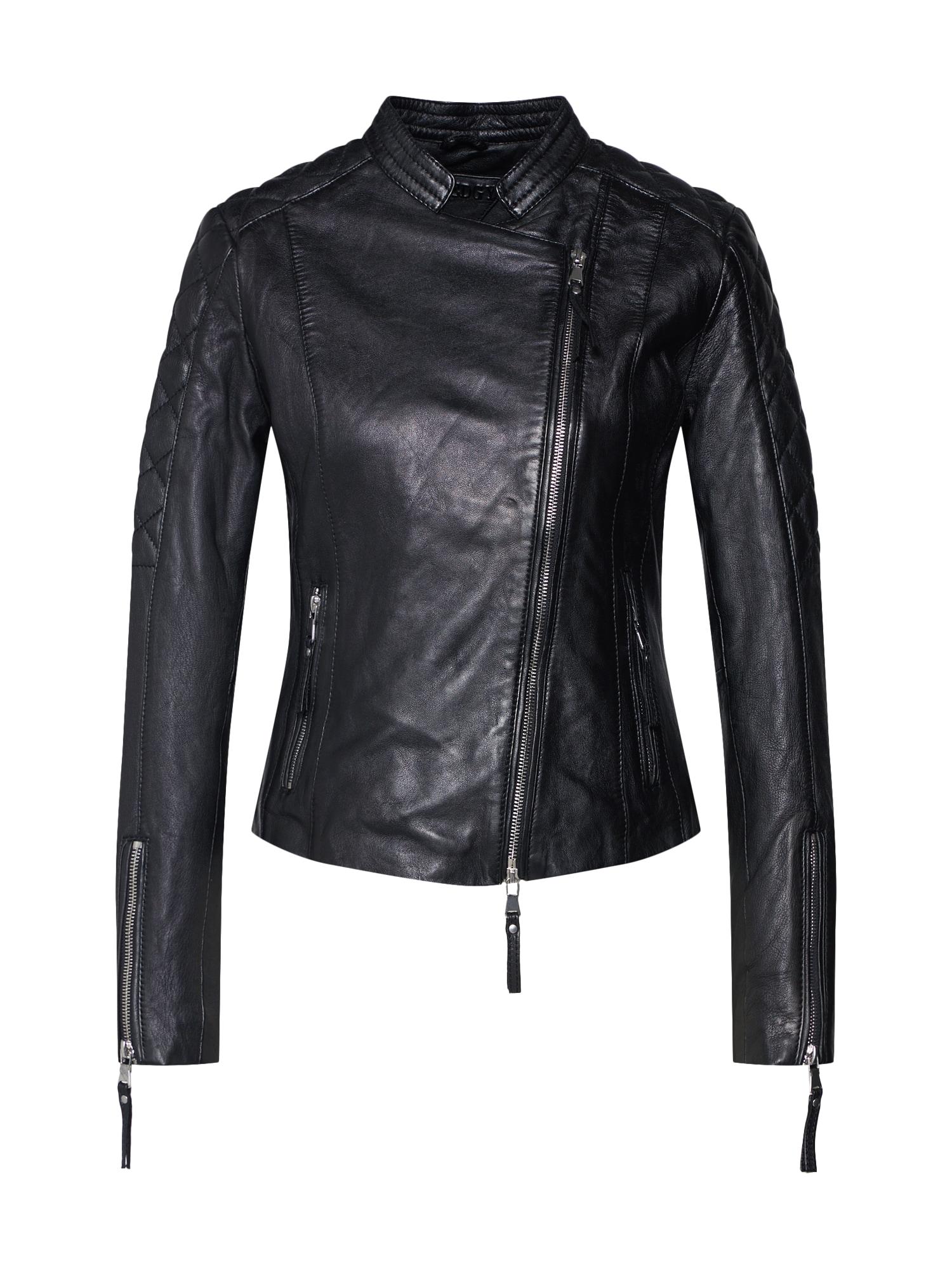 Přechodná bunda BEmiri černá BE EDGY