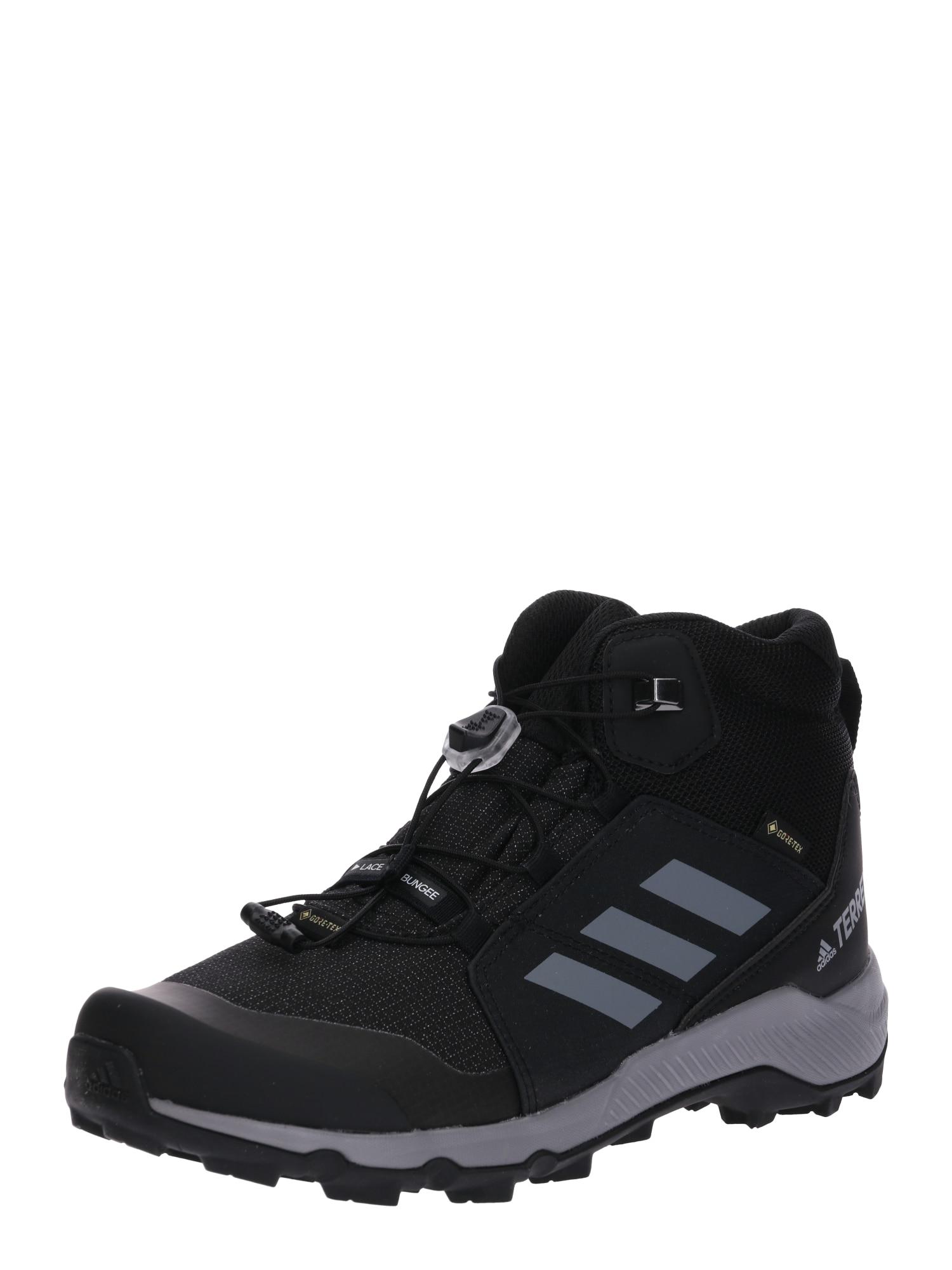 Sportovní boty TERREX MID GTX K černá ADIDAS PERFORMANCE