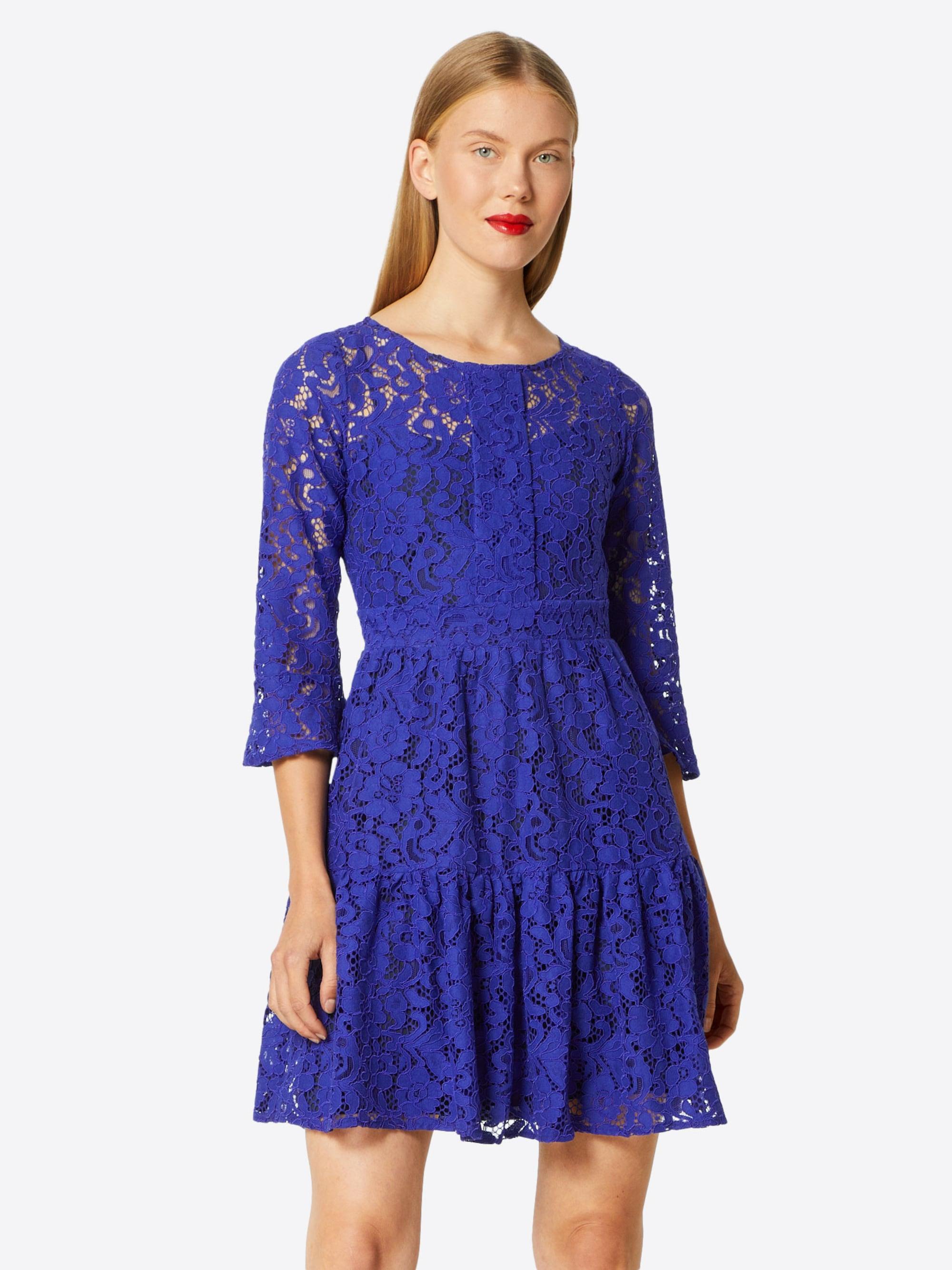 Closet London Sukienka koktajlowa  niebieski