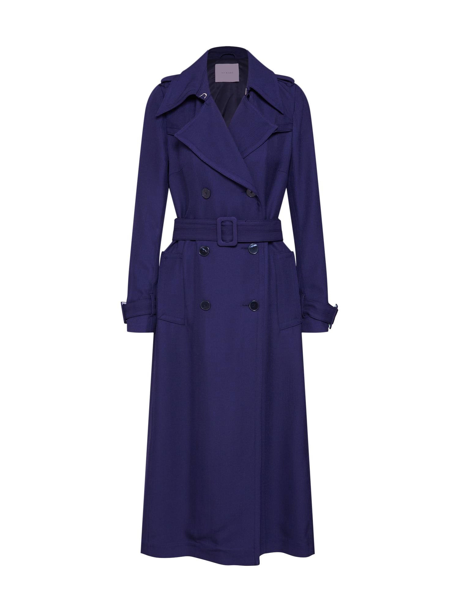 Přechodný kabát noční modrá IVY & OAK