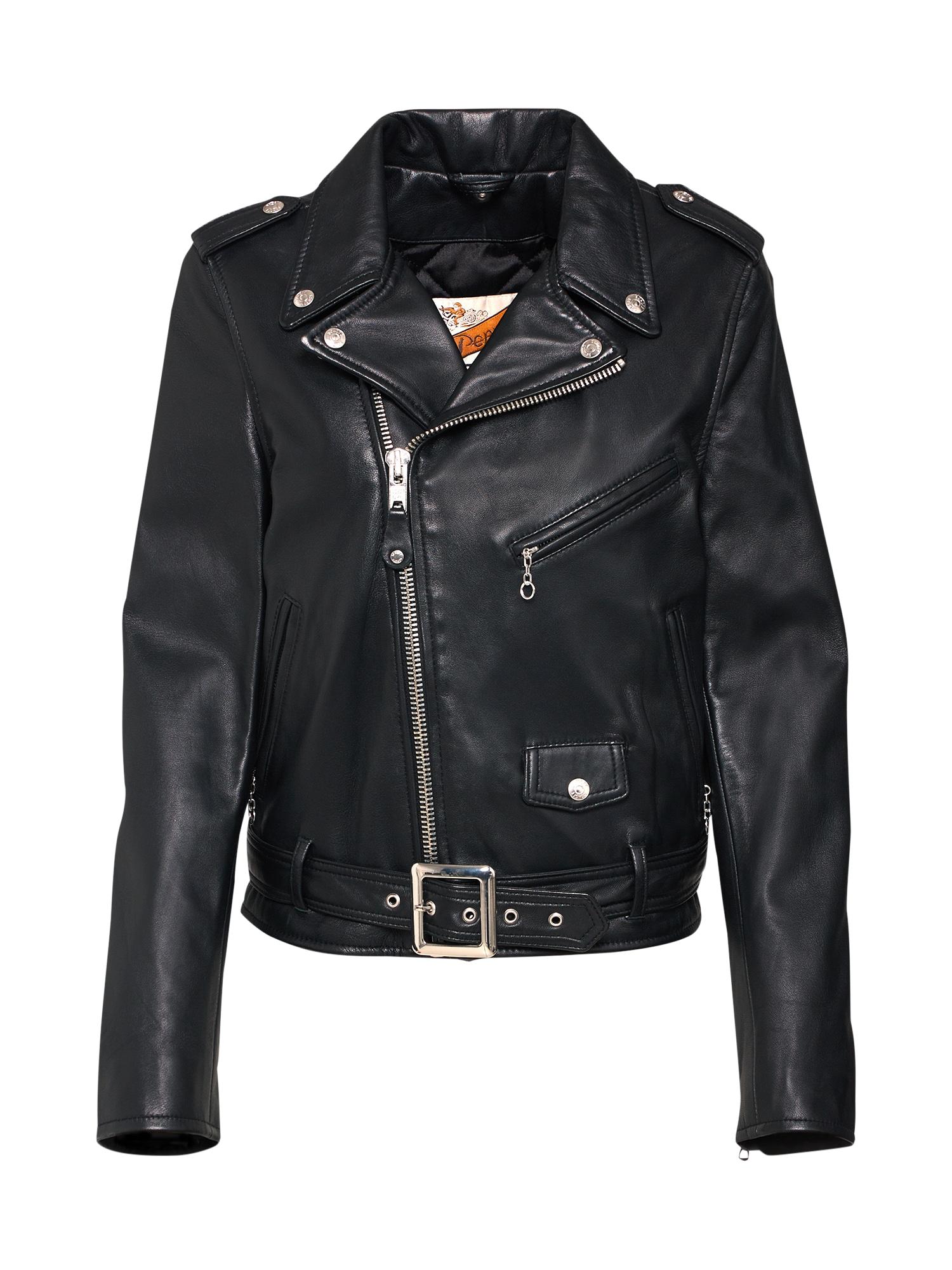 Přechodná bunda černá Schott NYC