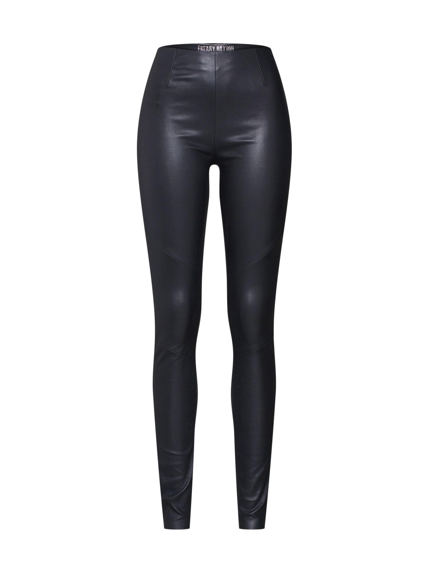 Kalhoty SNAKE černá FREAKY NATION