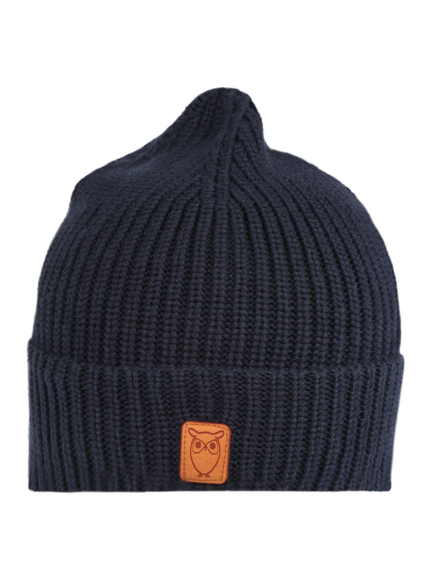 Muts 'Ribbing hat - GOTS'