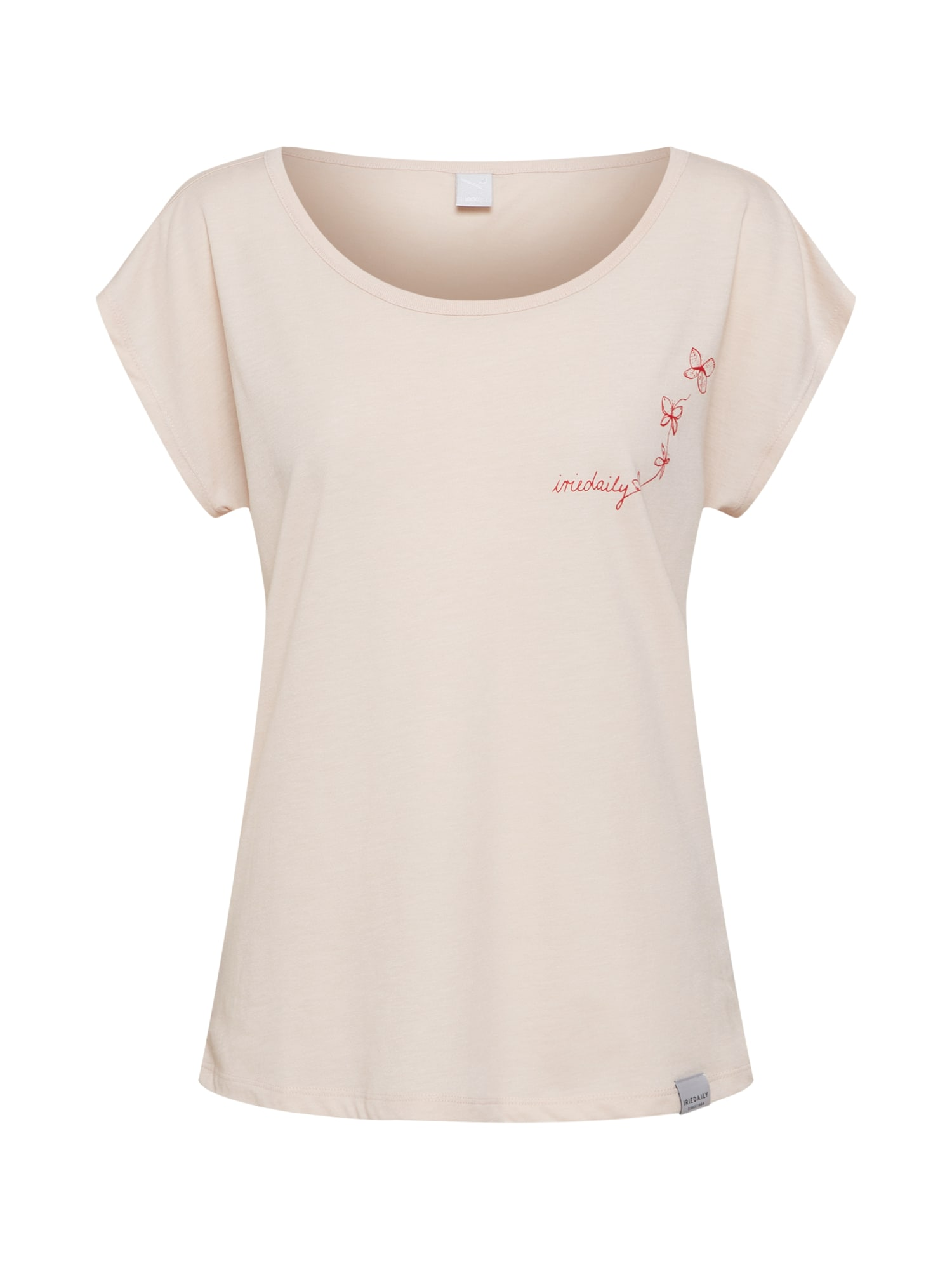 Tričko Iriefly růžová Iriedaily
