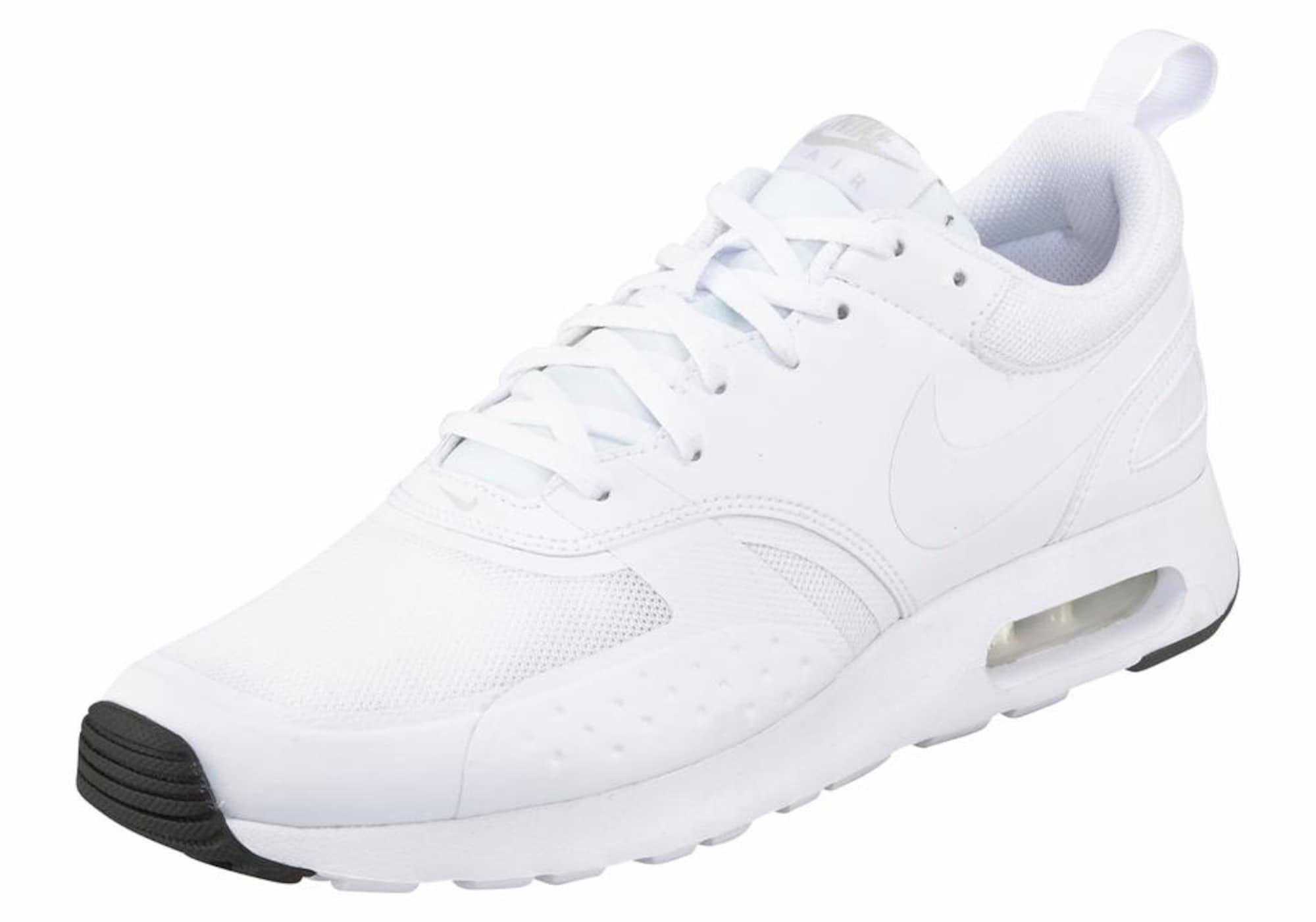 Nike Sportswear, Heren Sneakers laag 'AIR MAX VISION', wit