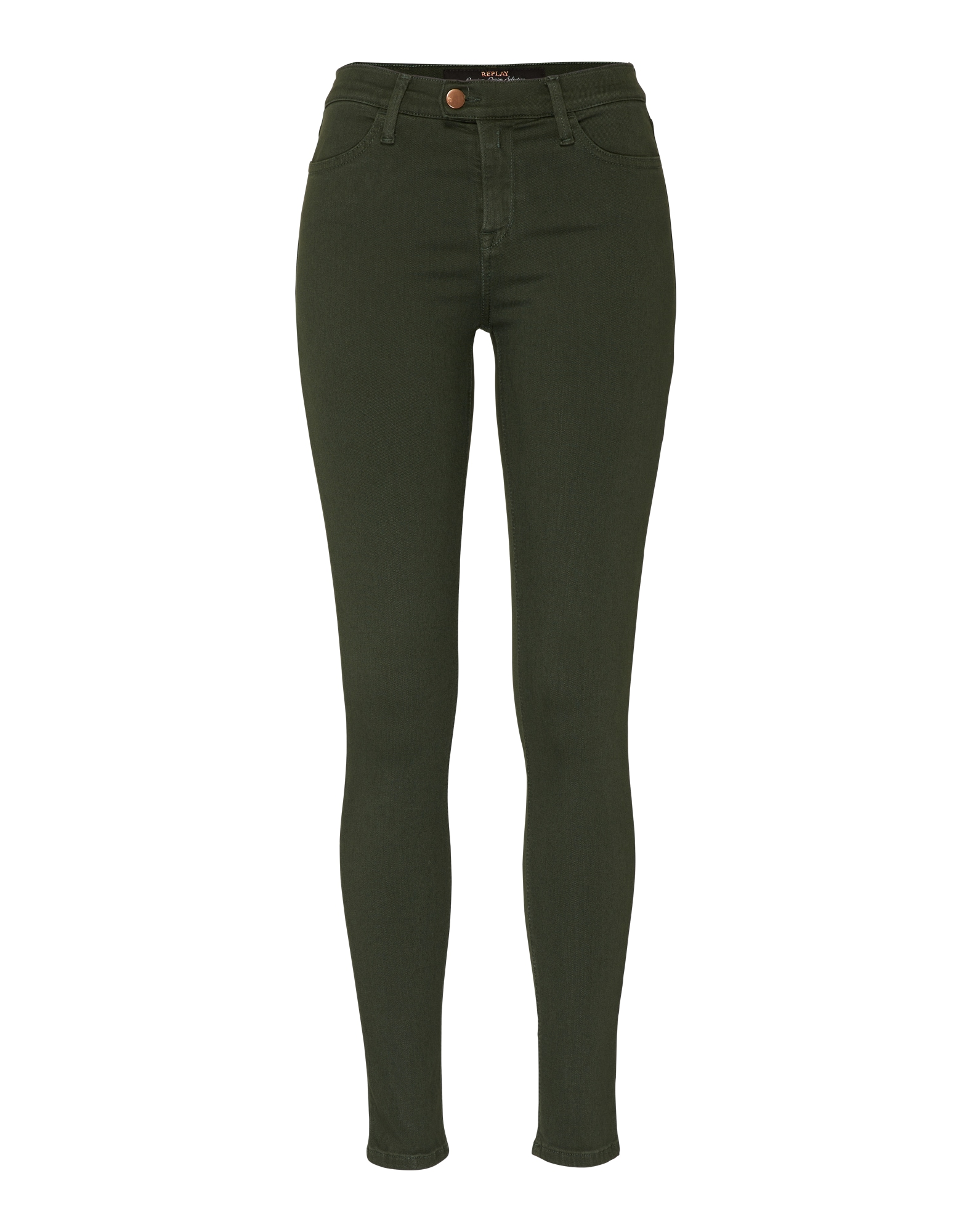 REPLAY Dames Jeans Touch spar