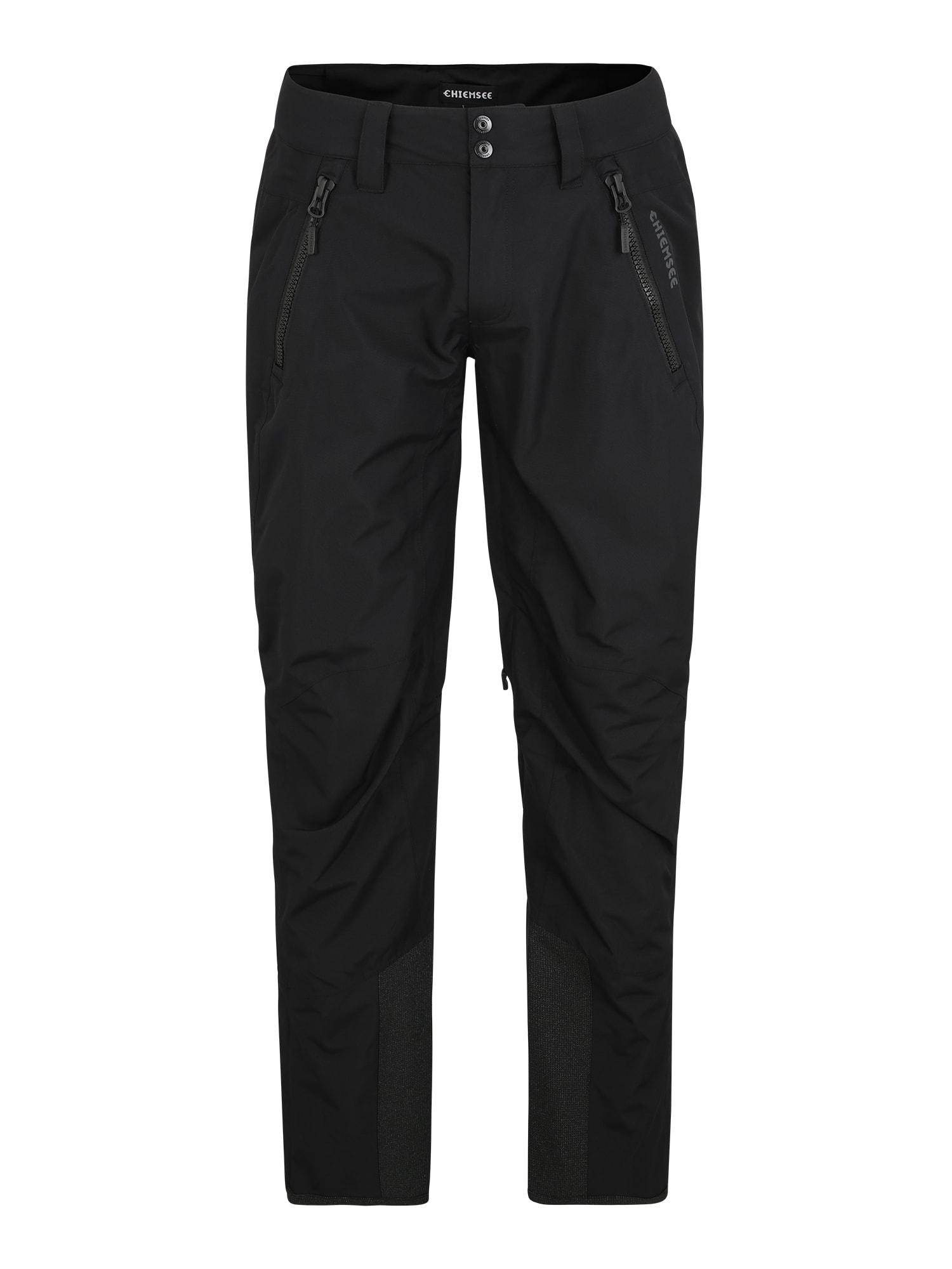 CHIEMSEE Outdoorové kalhoty  tmavě modrá