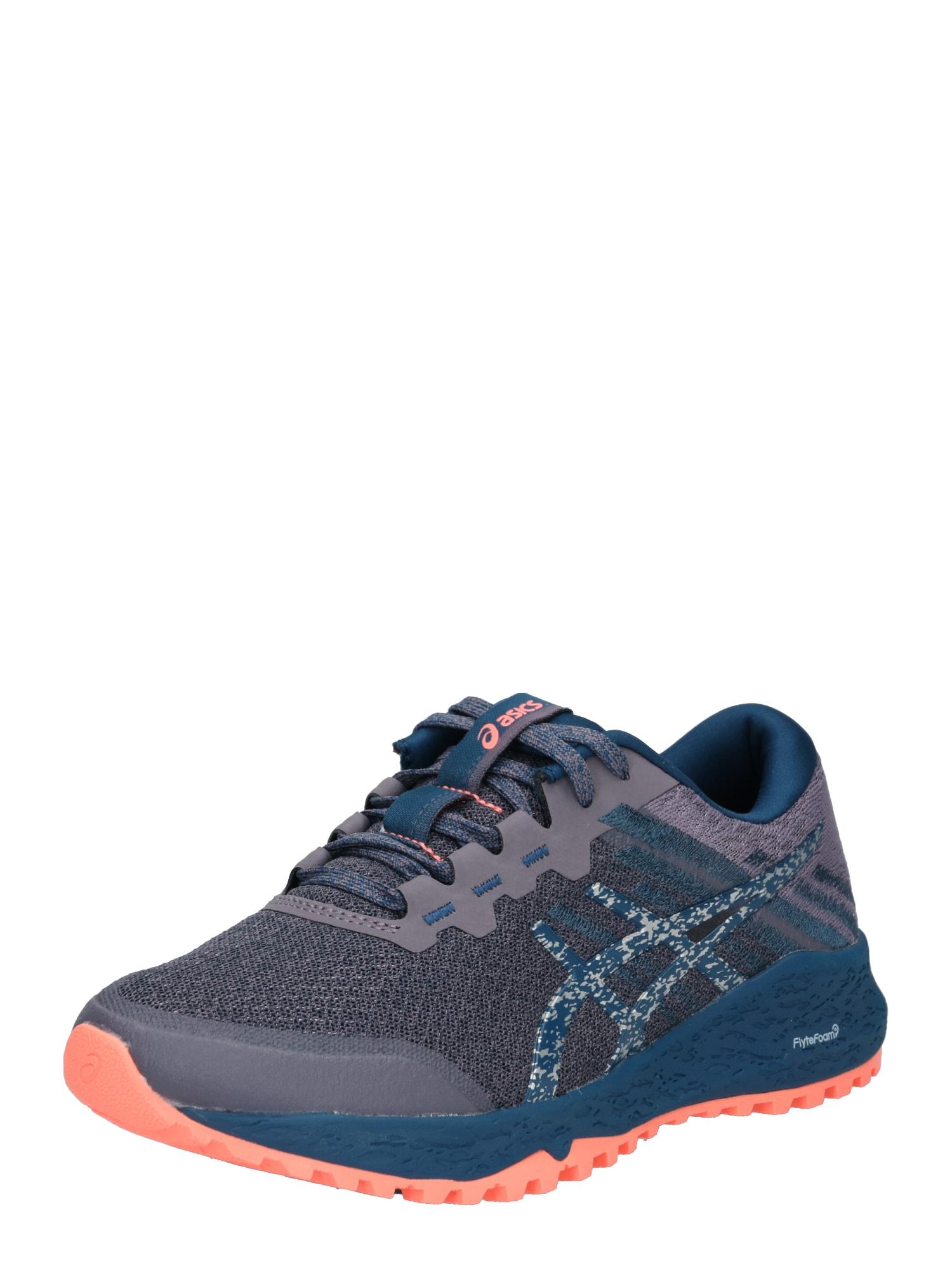 Běžecká obuv ALPINE XT 2 šedá petrolejová bílá ASICS