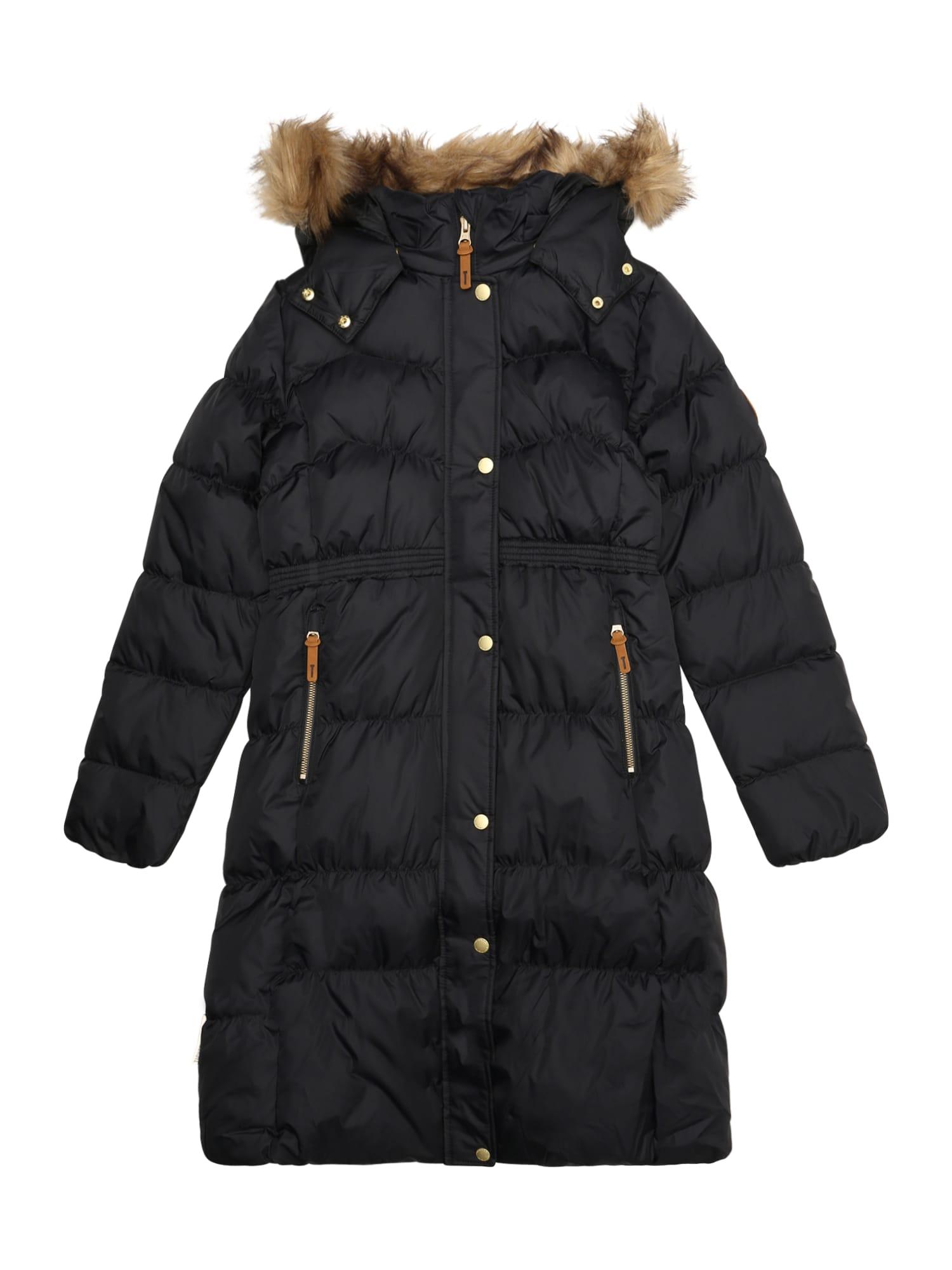 Kabát černá TICKET TO HEAVEN