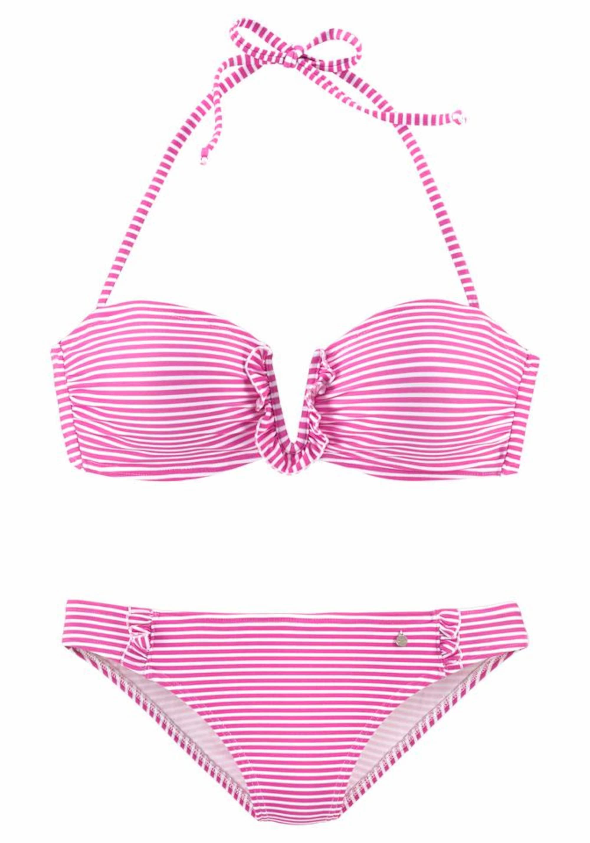 Image of Bandeau-Bikini