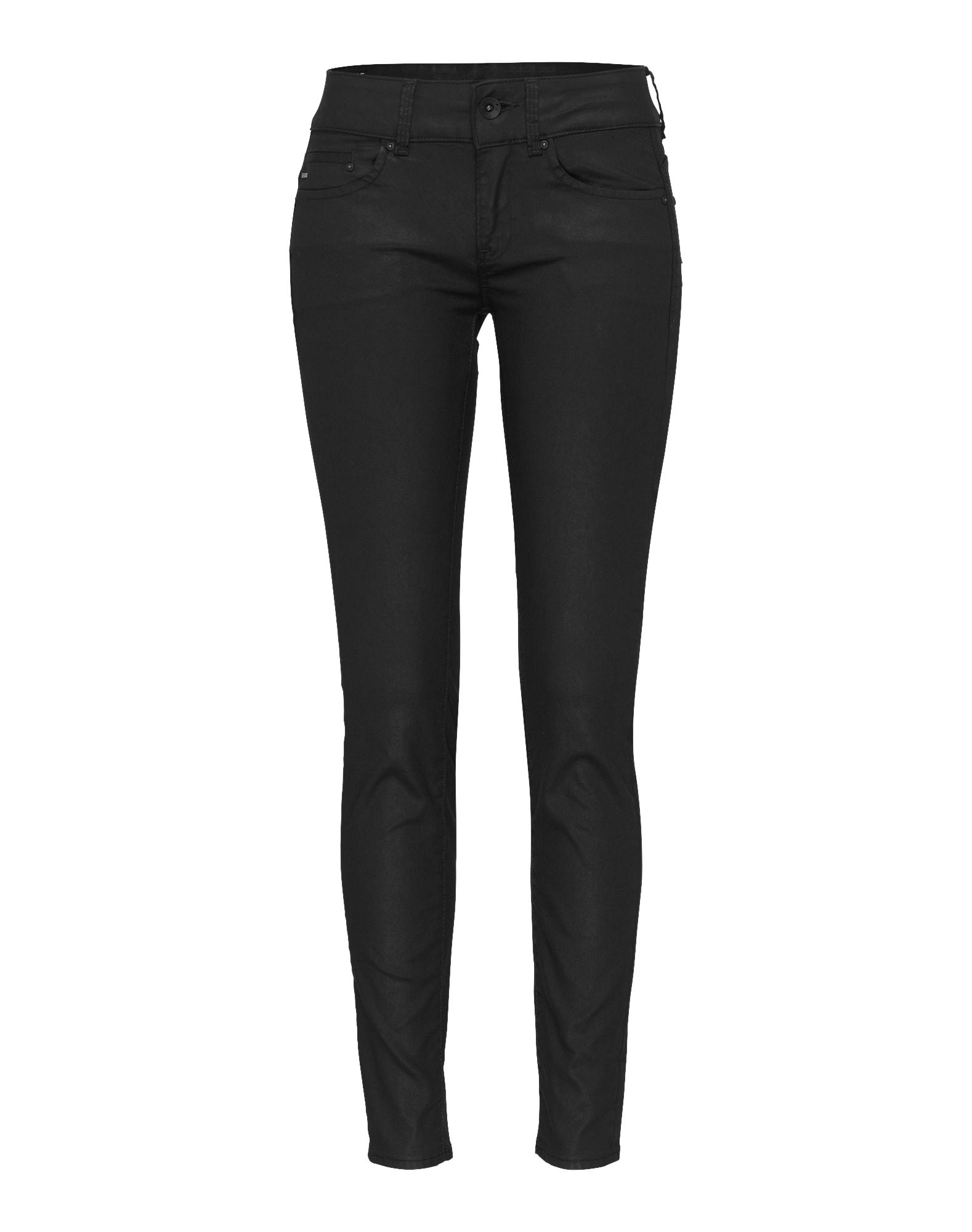 G-STAR RAW Dames Jeans Midge Cody black denim