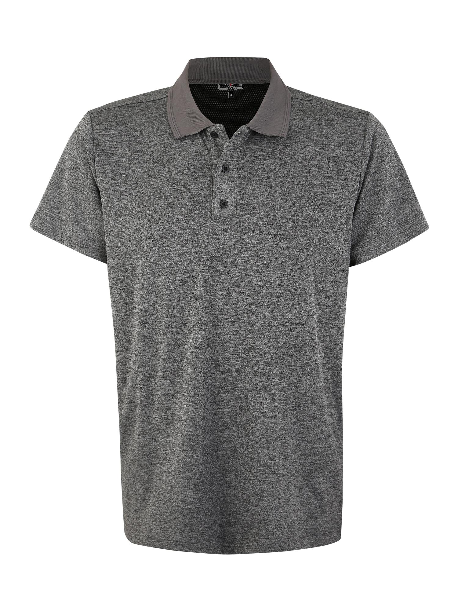 Funkční tričko MAN POLO černá CMP