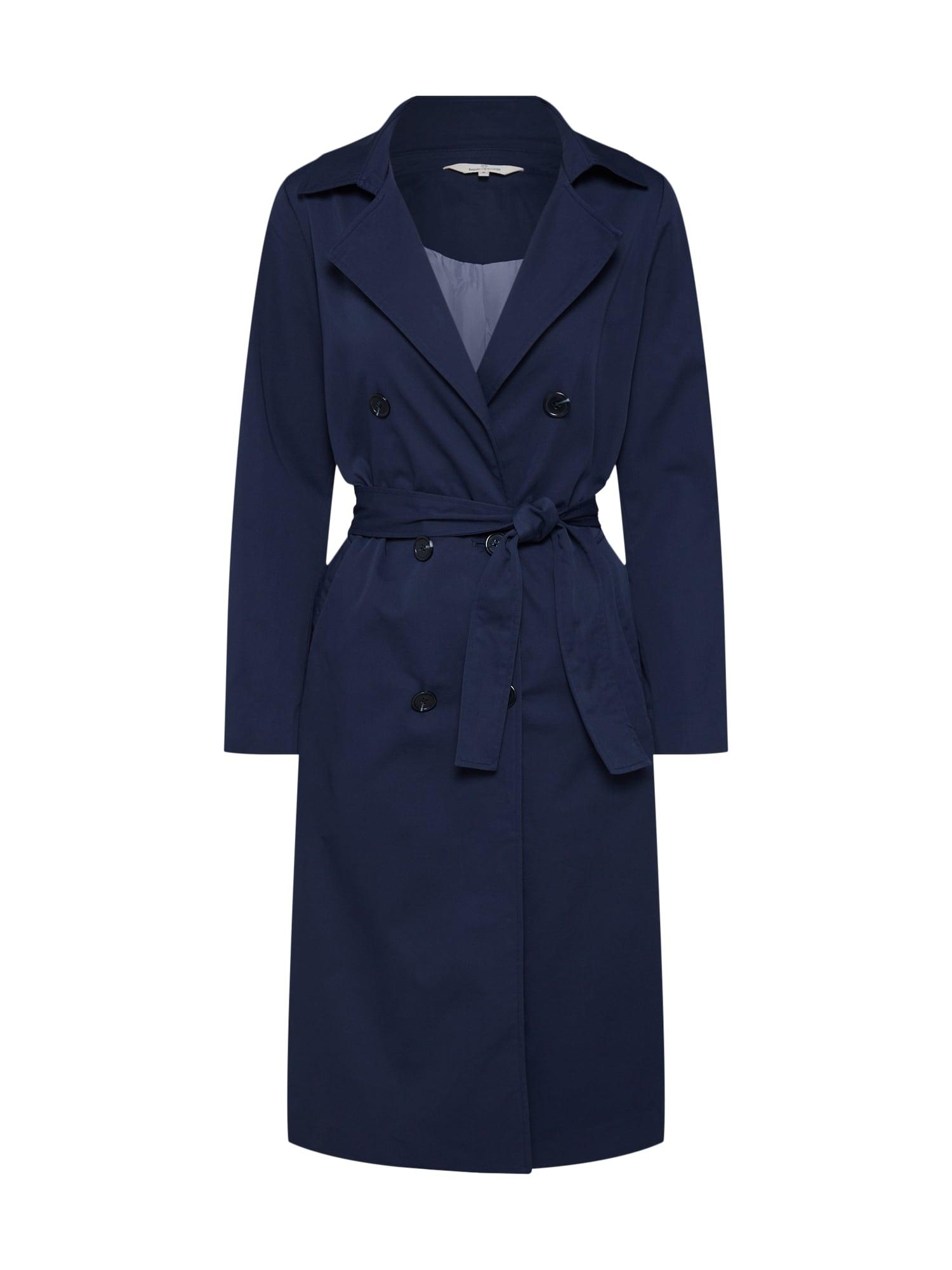 Přechodný kabát Greta Jacket námořnická modř Basic Apparel