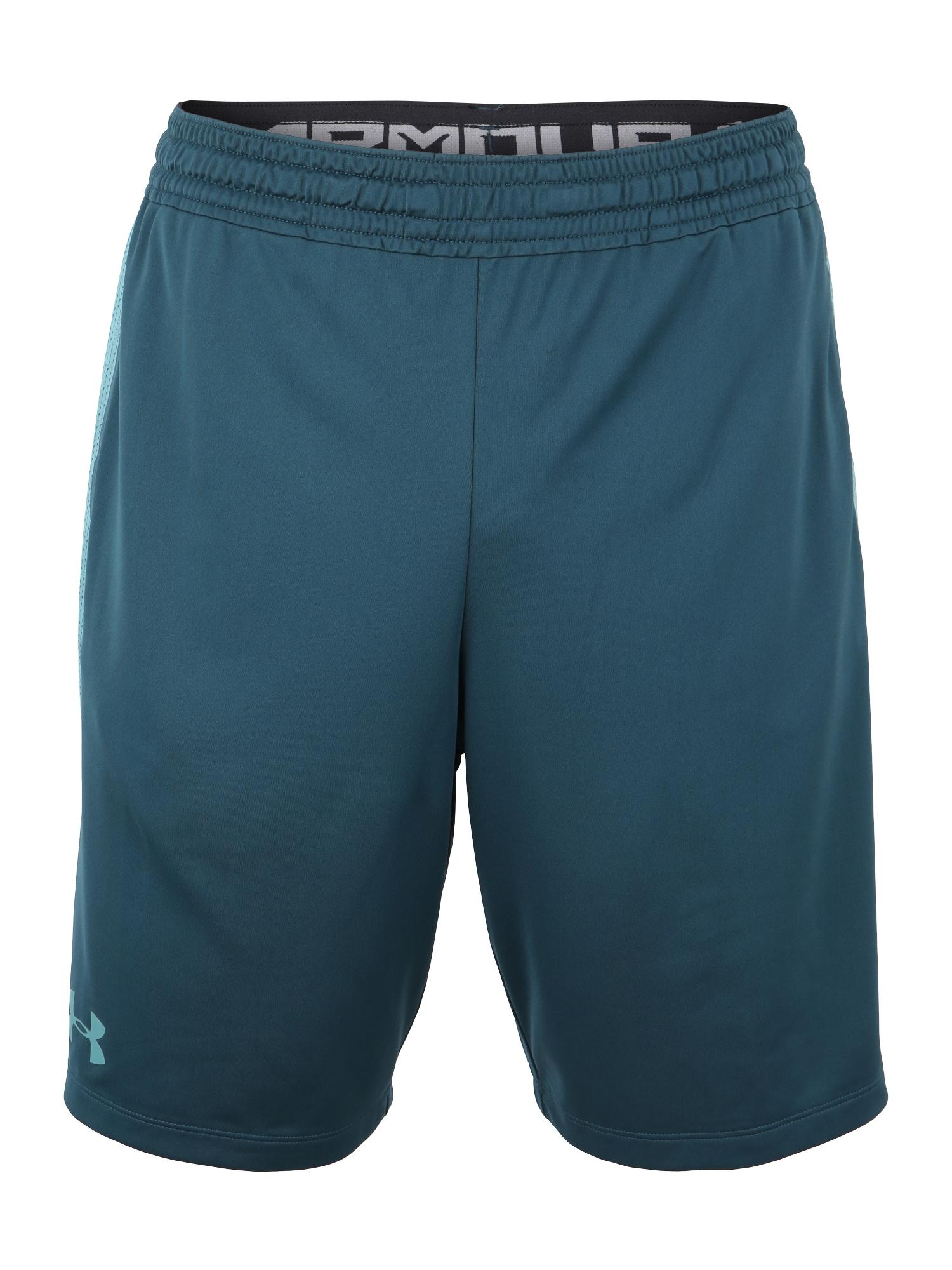 Sport-Shorts | Sportbekleidung > Sporthosen > Sportshorts | Türkis - Petrol | Under Armour