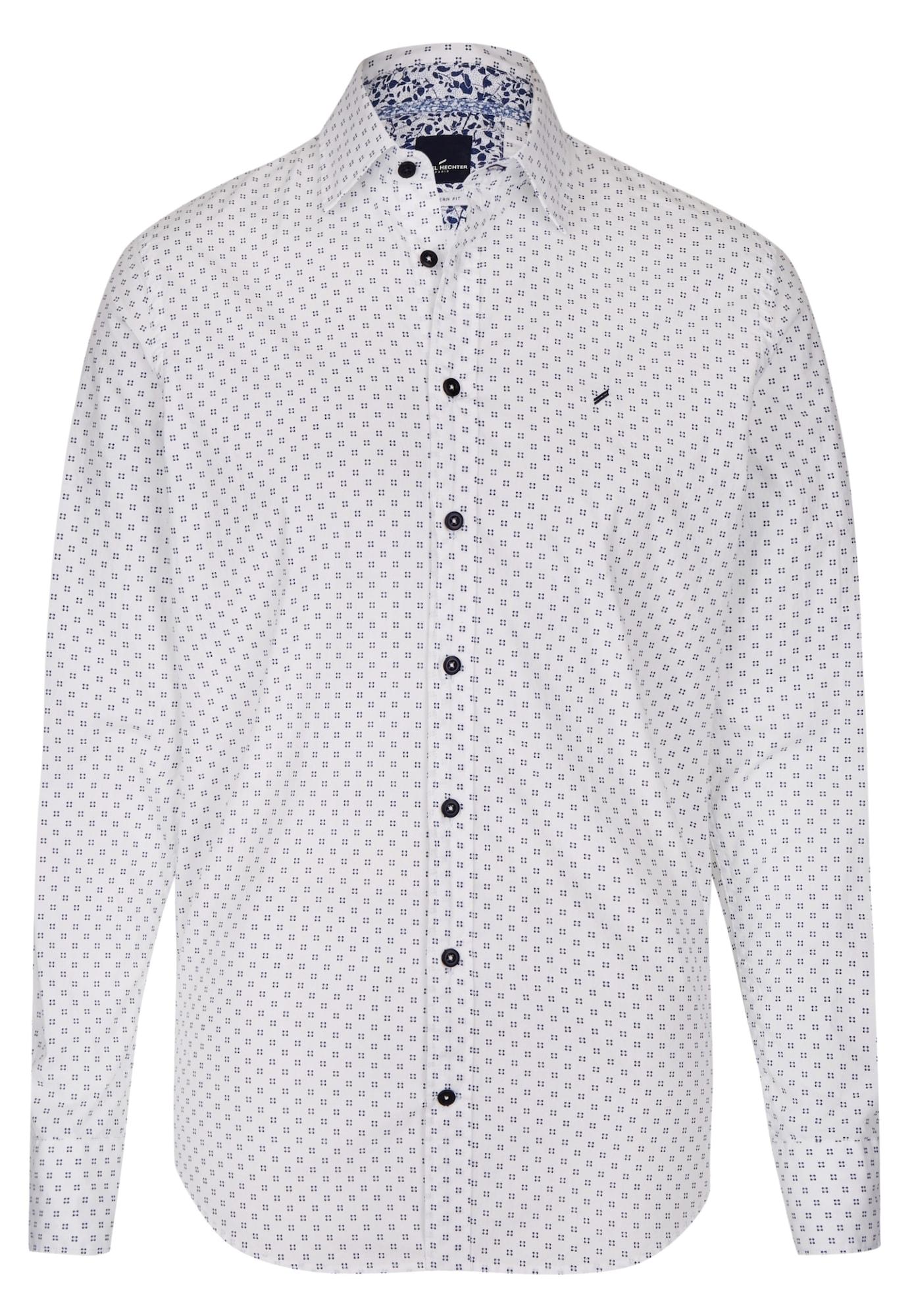 Hemd   Bekleidung > Hemden > Sonstige Hemden   Kobaltblau - Weiß   Daniel Hechter