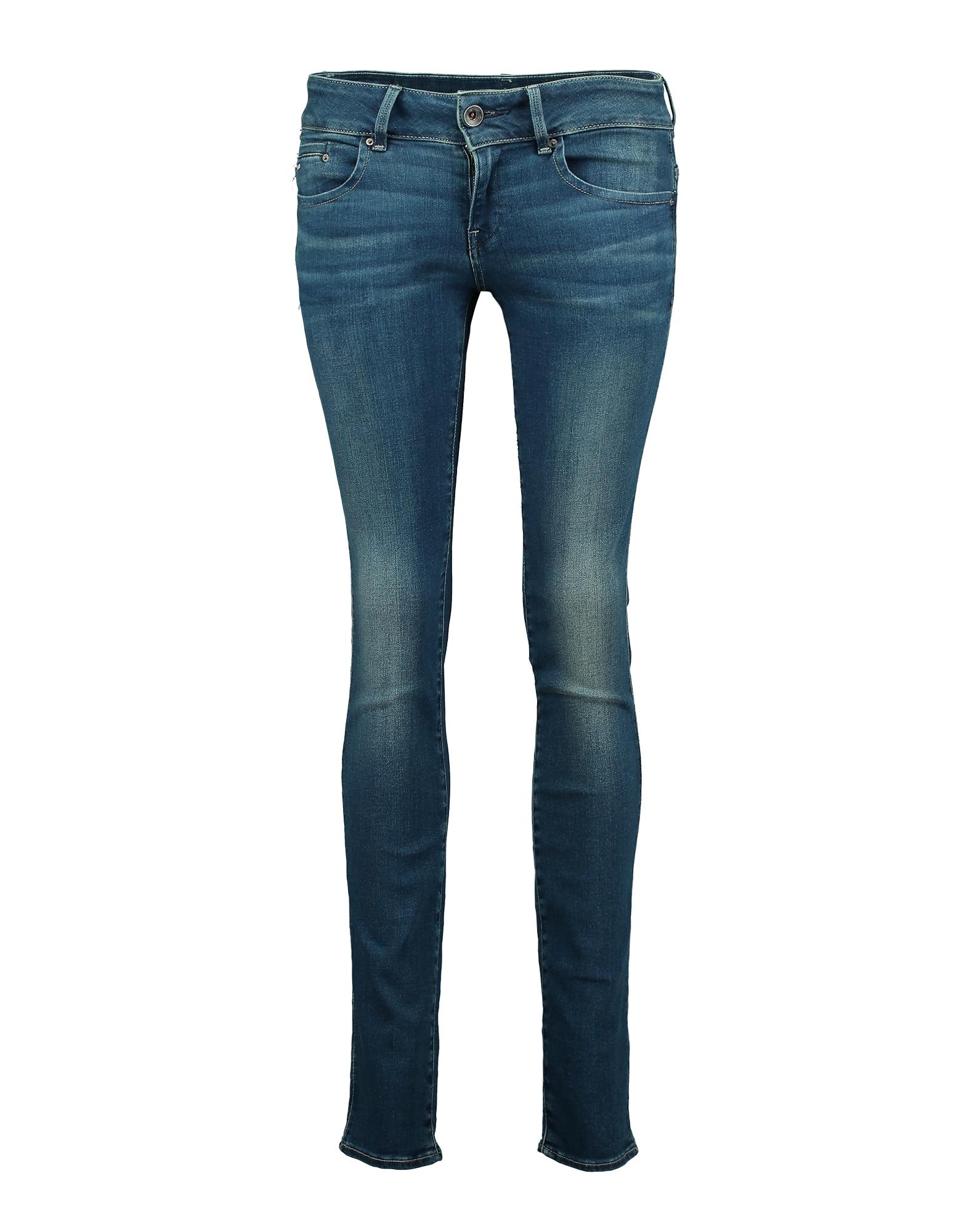 G-STAR RAW Dames Jeans Midge Cody indigo