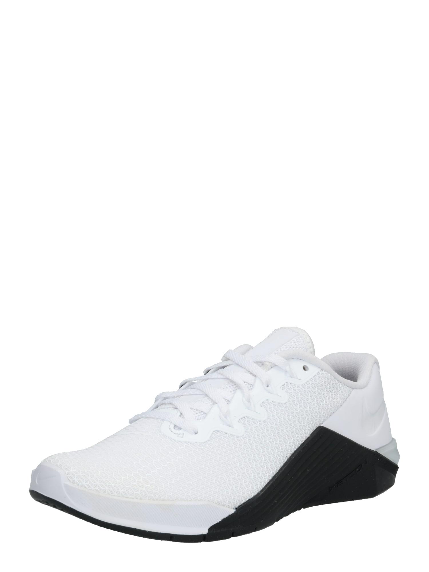 Sportovní boty WMNS METCON 5 černá bílá NIKE