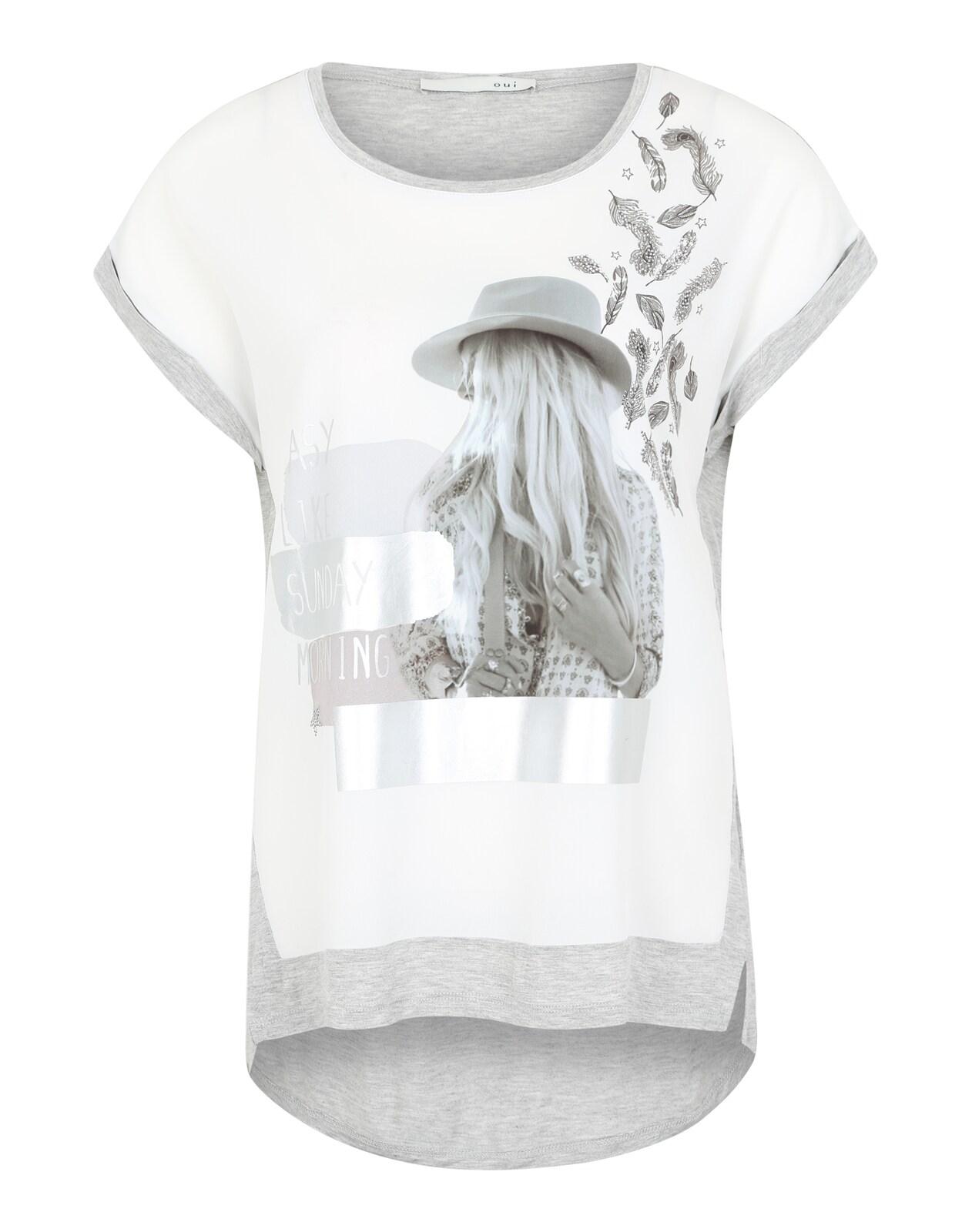 OUI Oversize-T-Shirt