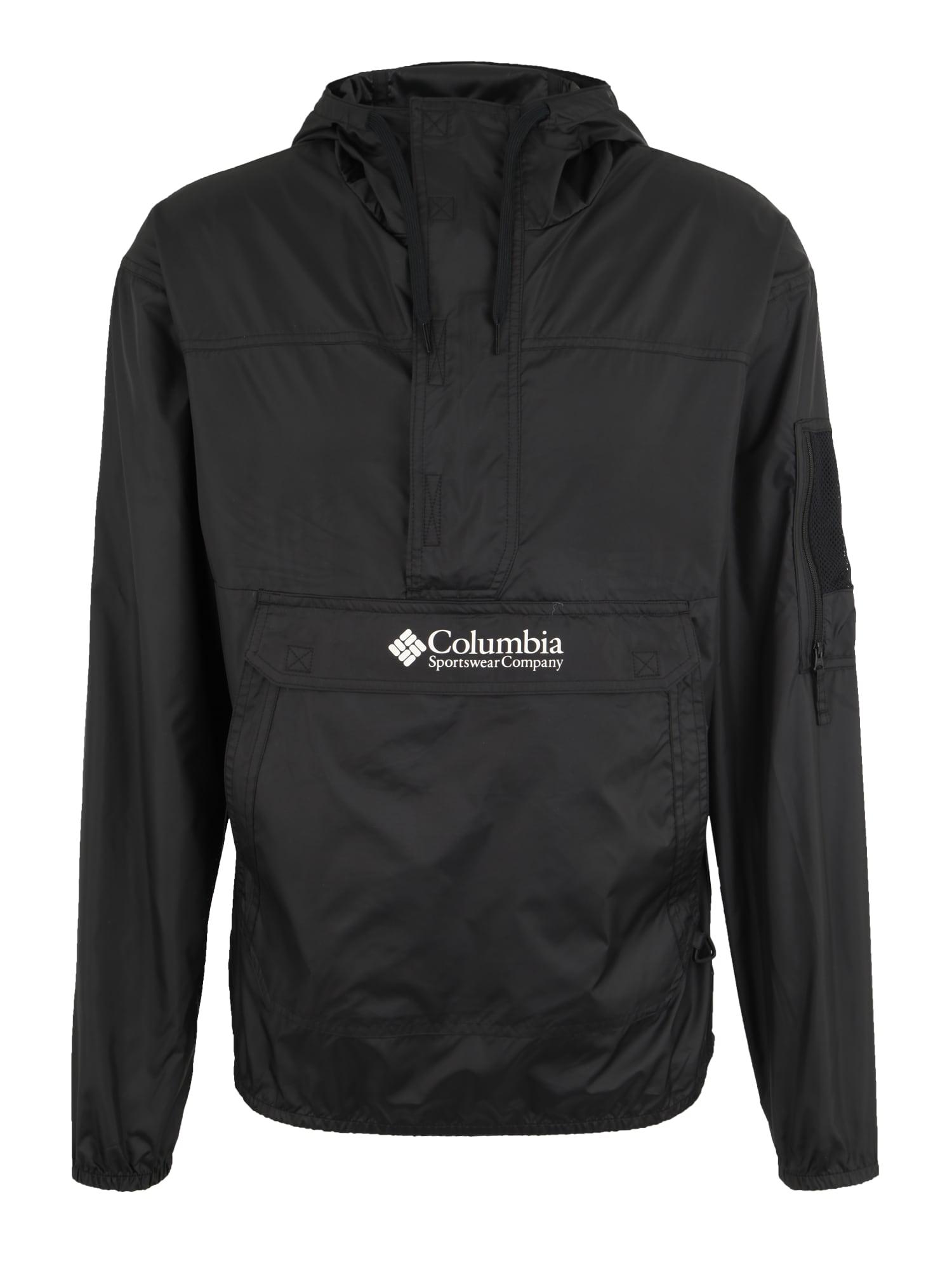 Outdoorová bunda Challenger černá COLUMBIA