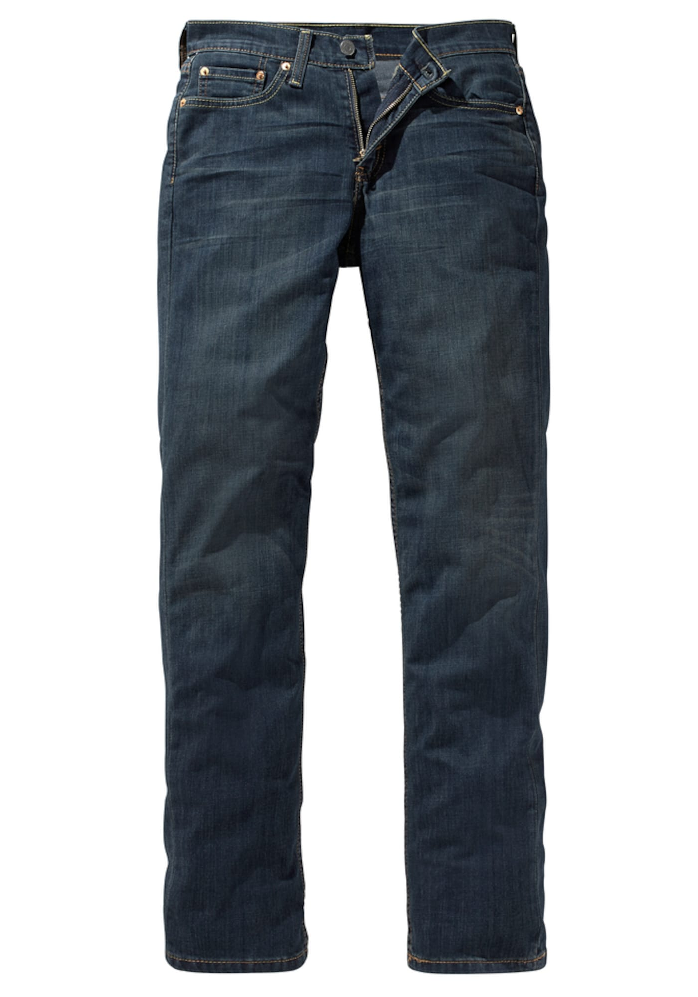 LEVI'S Heren Jeans blue denim