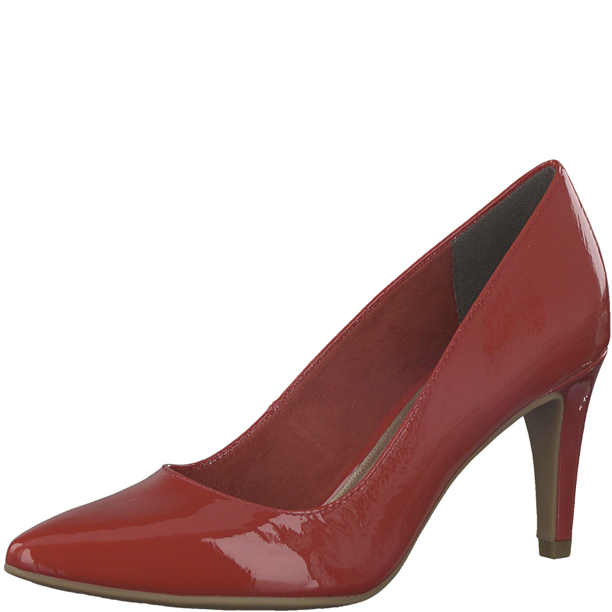 TAMARIS, Dames Pumps, rood