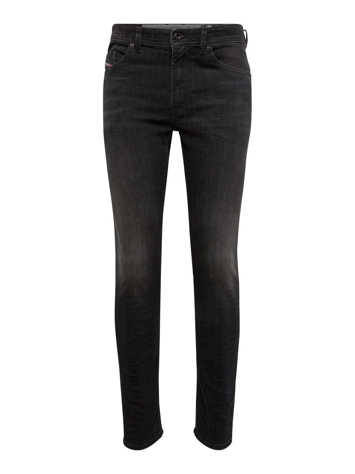 DIESEL Heren Jeans Thommer black denim